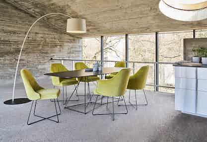 Jab Anstoetz Flow Dining Chairs Insitu Haute Living