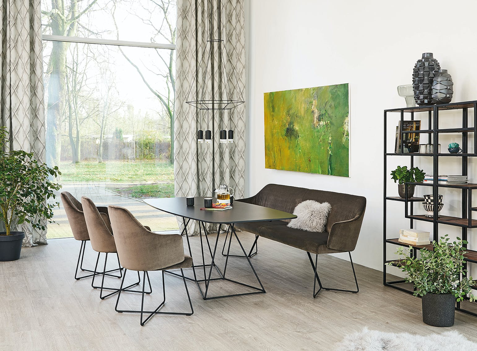 Jab Anstoetz Flow Dining Chair Insitu Haute Living