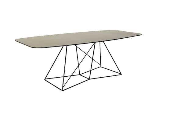 Jab Anstoetz Flow Dining Table Haute Living