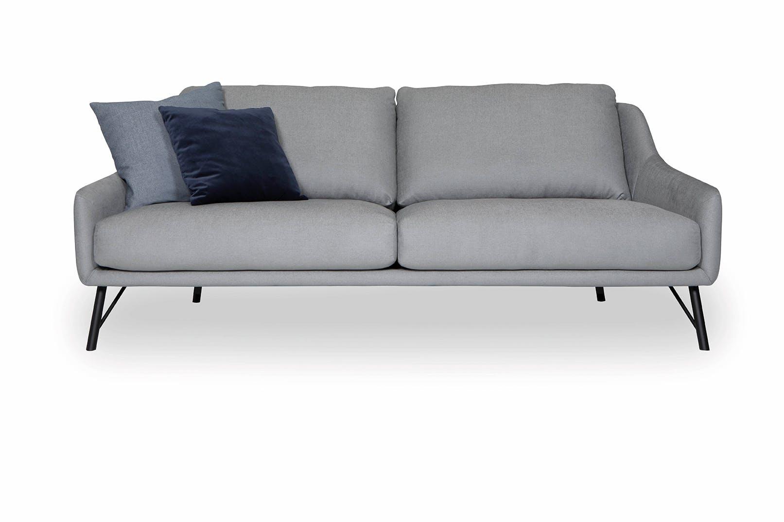 Jab Anstoetz Grey Flow Lounge Sofa Haute Living