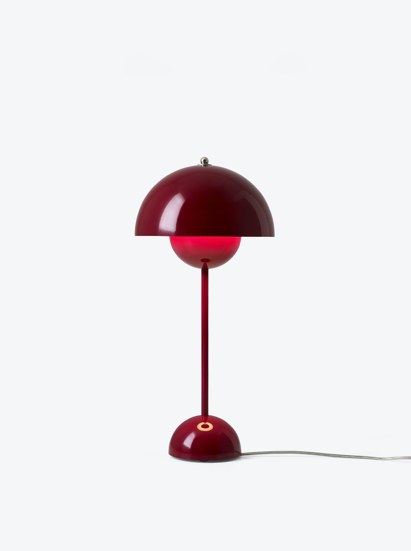 Flowerpot Vp3 Deep Red Light 1