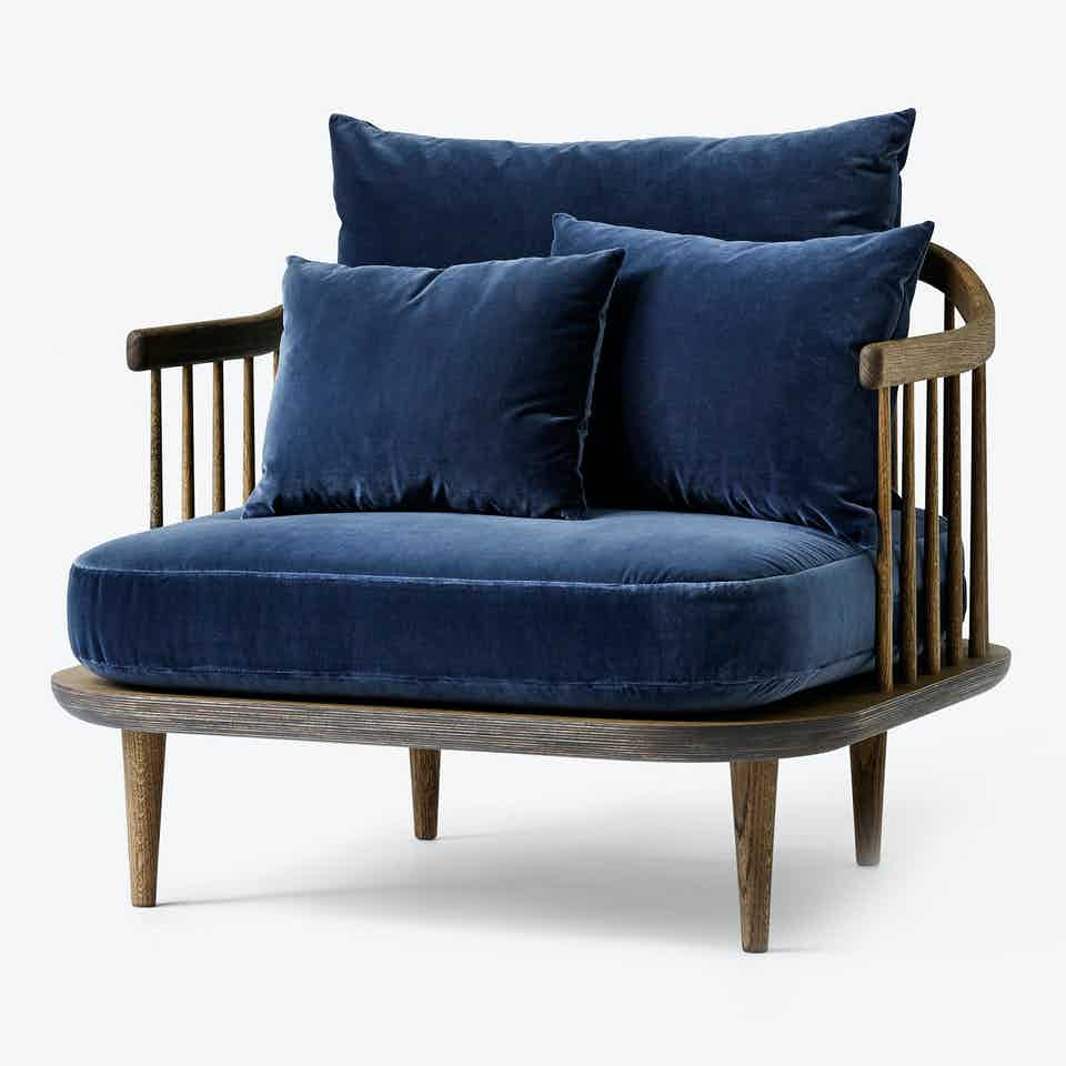 Tradition Fly Chair Sc1 Blue Angle Haute Living