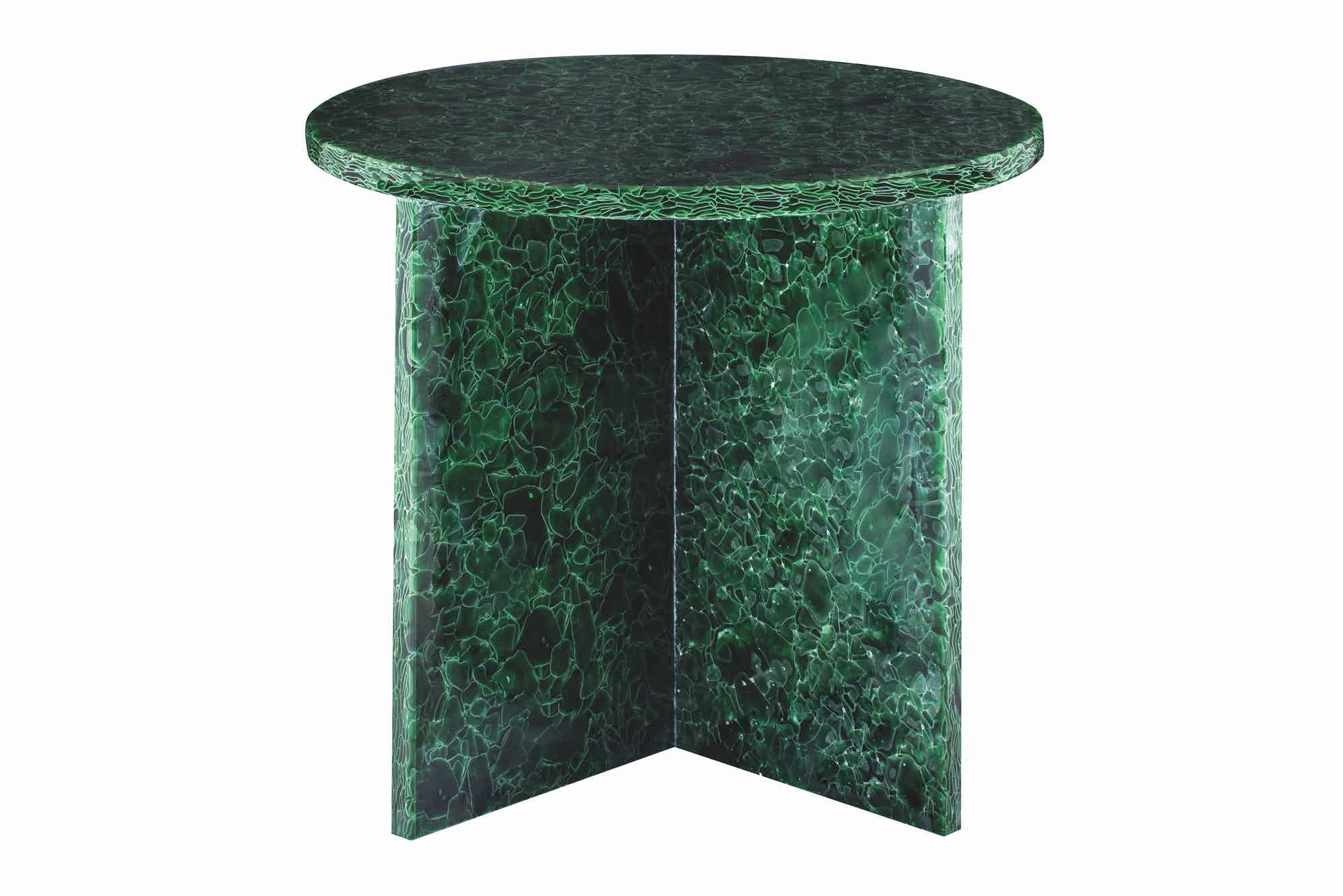 Pulpo-font-table-round-green-haute-living