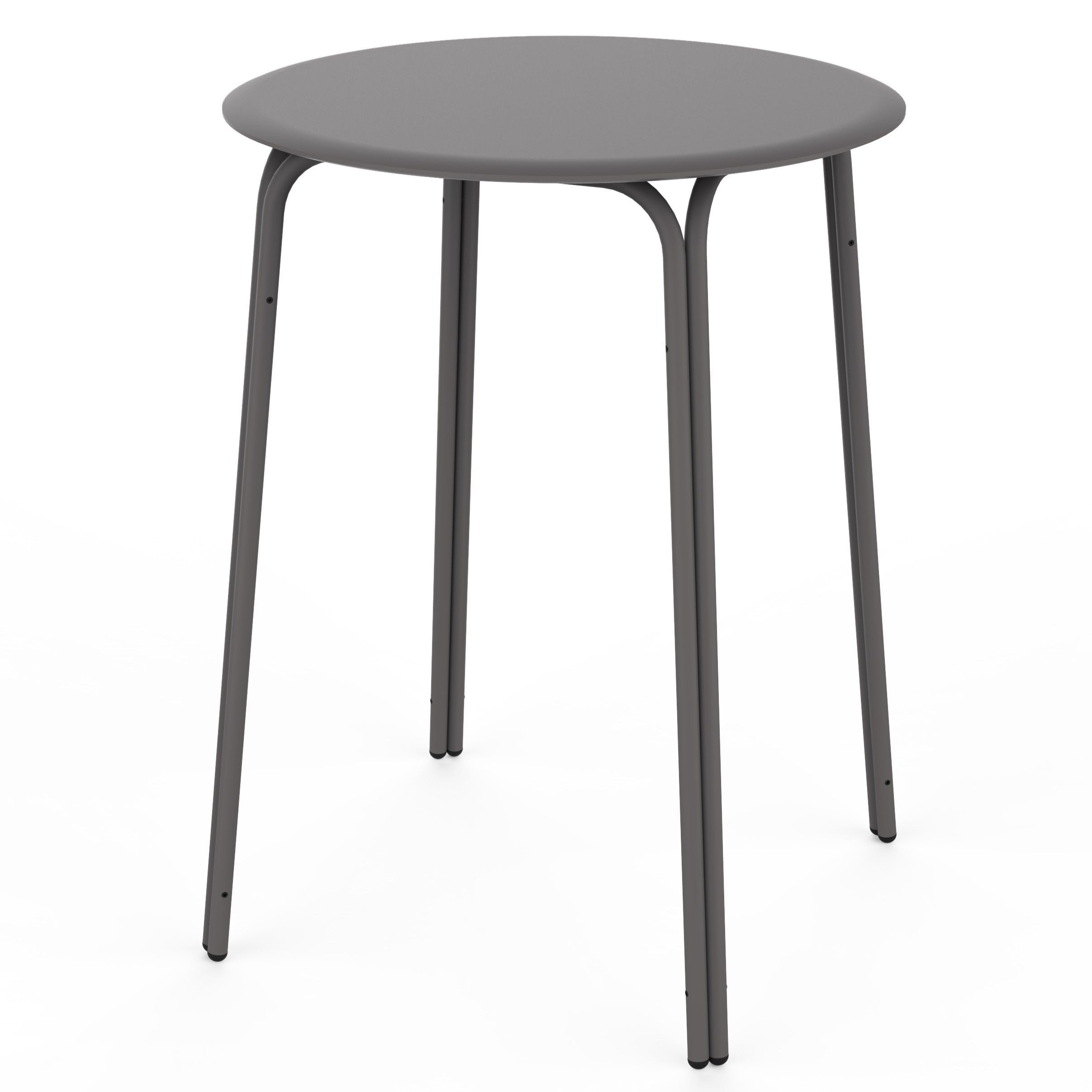 Bogaerts Label Formosa Grey High Table Haute Living