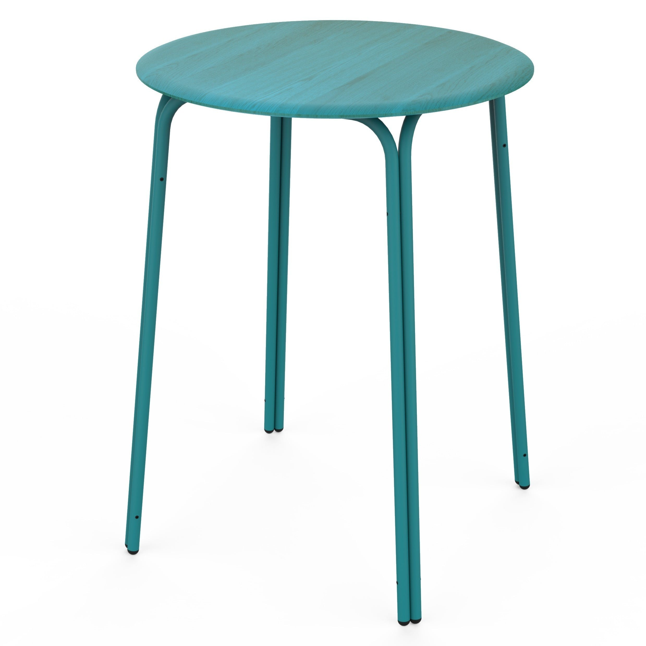 Bogaerts Label Formosa Turquoise High Table Haute Living
