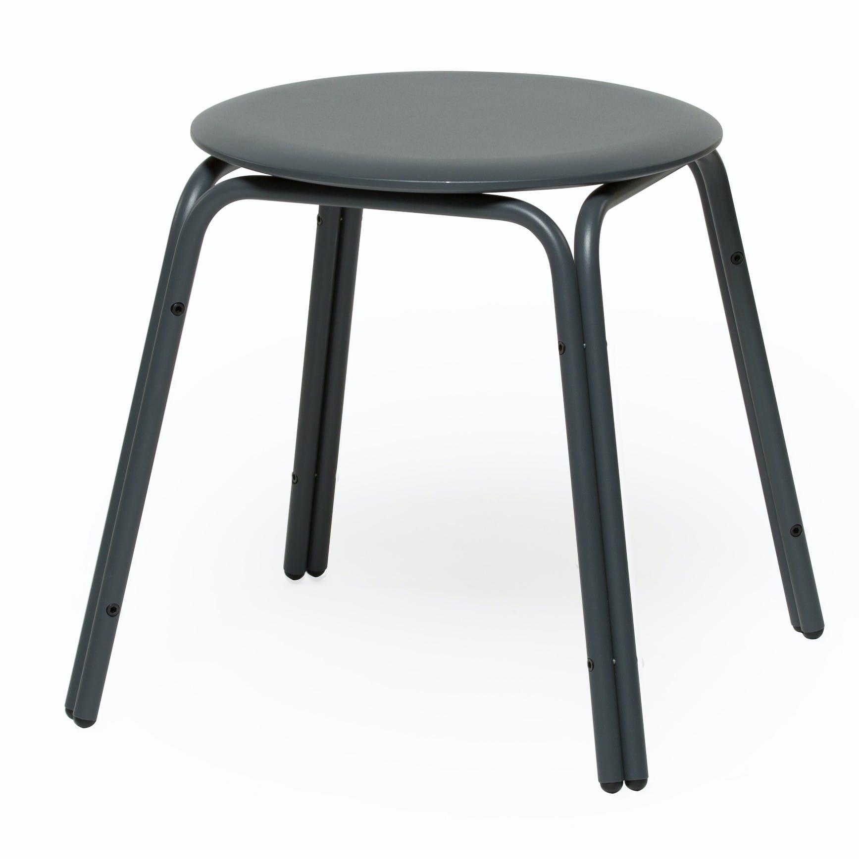 Bogaerts Label Formosa Low Stool Black Insitu Haute Living