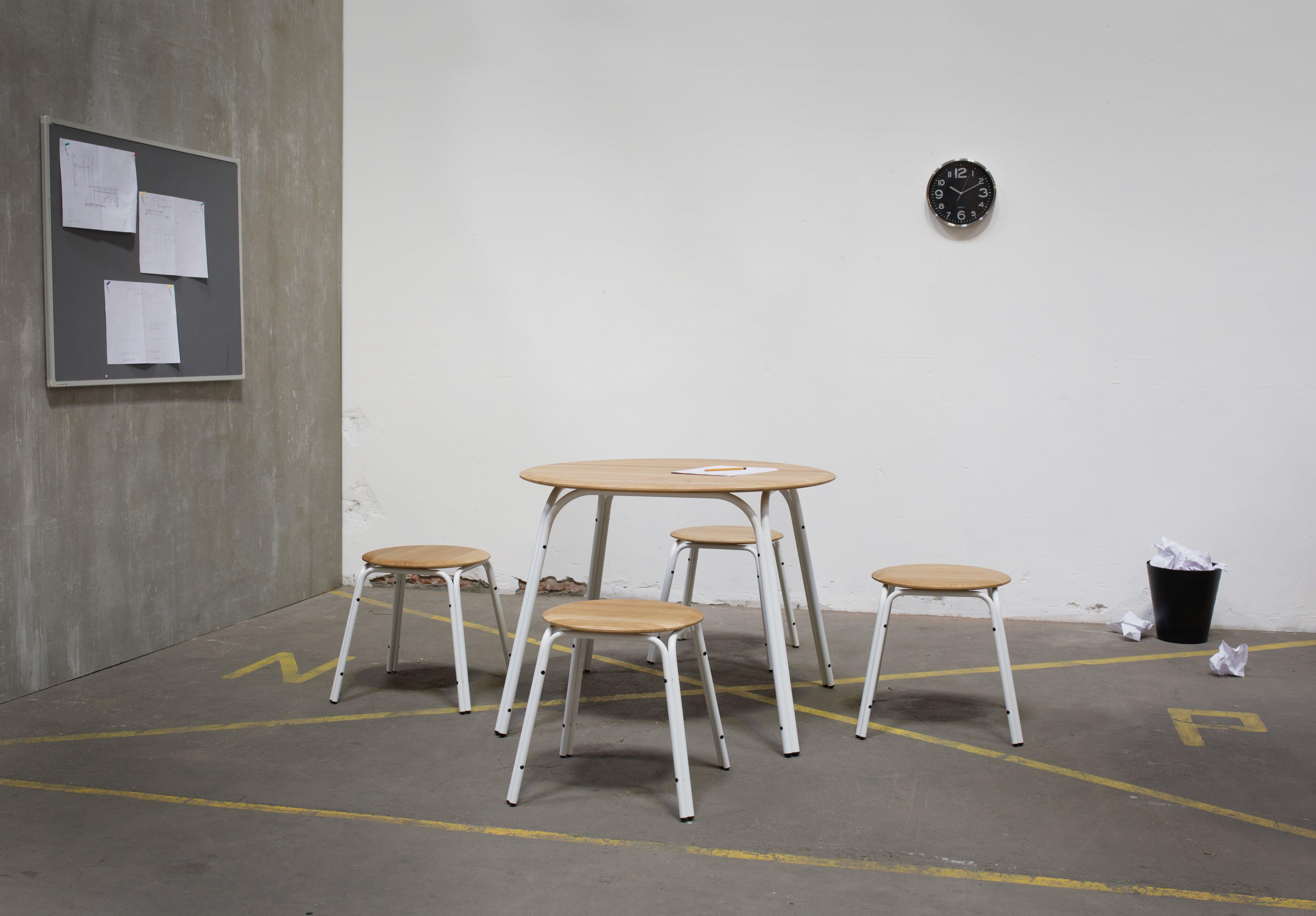 Bogaerts Label Formosa Low Table White Insitu Haute Living