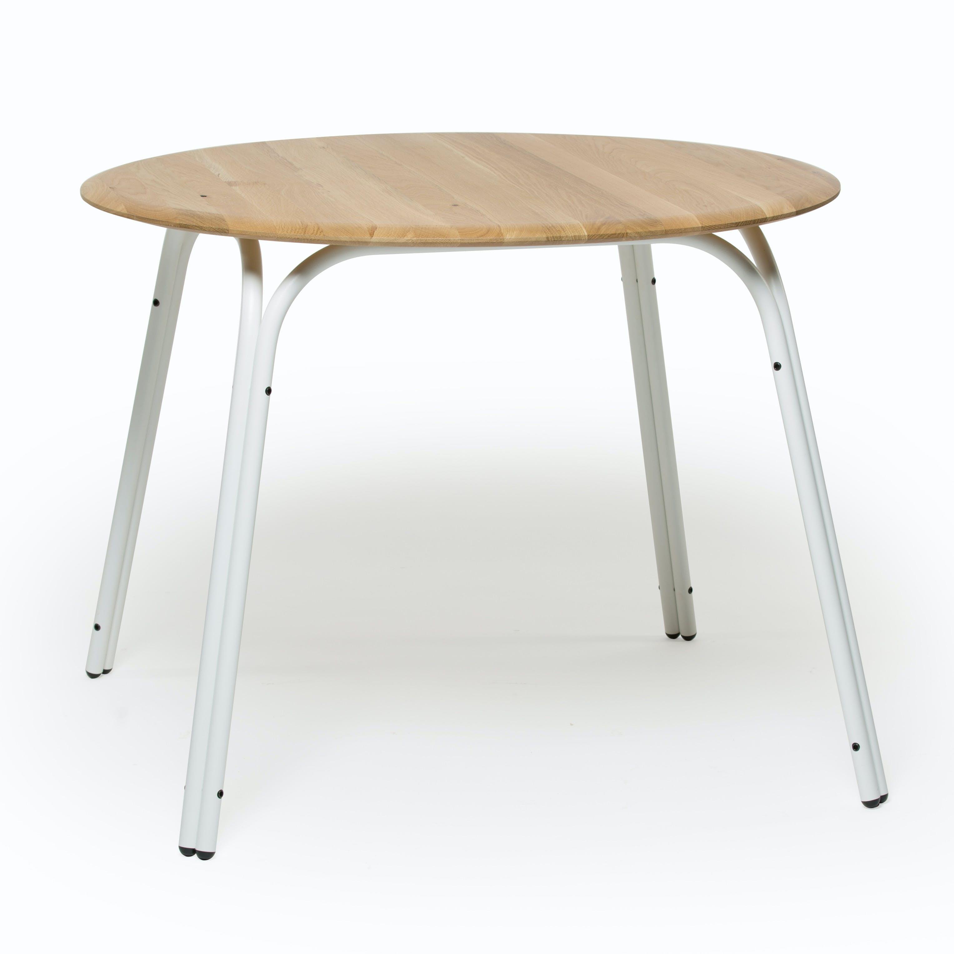 Bogaerts Label Oak Formosa Low Table Haute Living