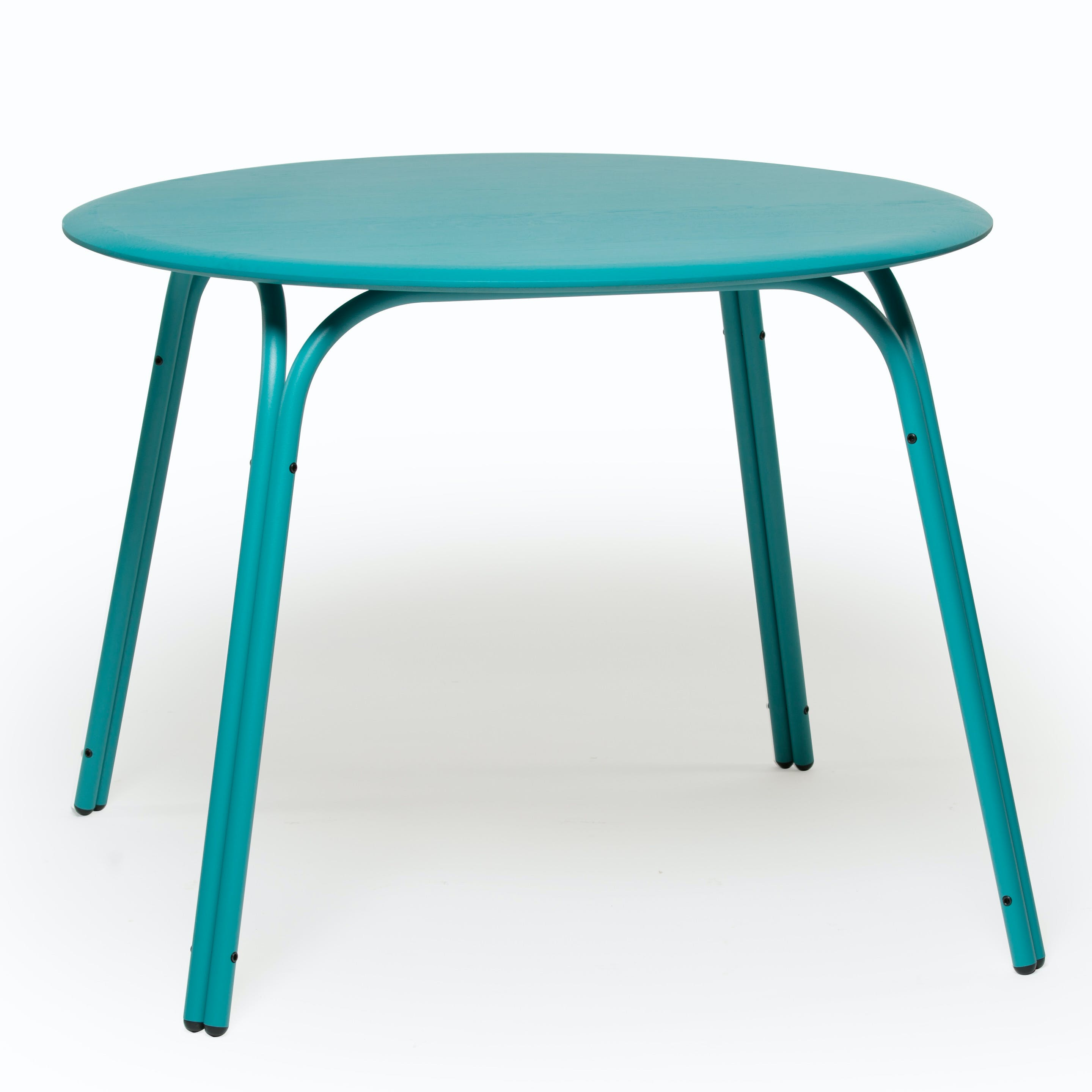 Bogaerts Label Turquoise Formosa Low Table Haute Living