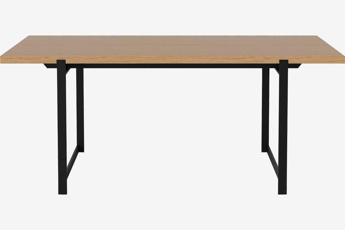 Bolia Frame Dining Table Black Legs