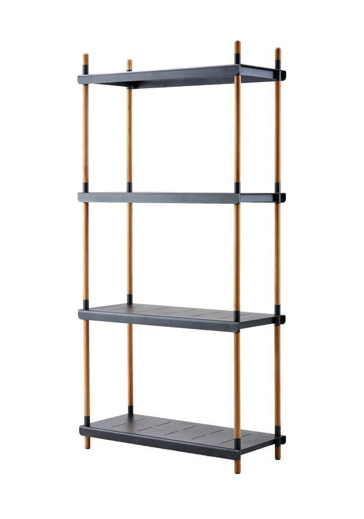 Frame Rack 4 Lava Grey