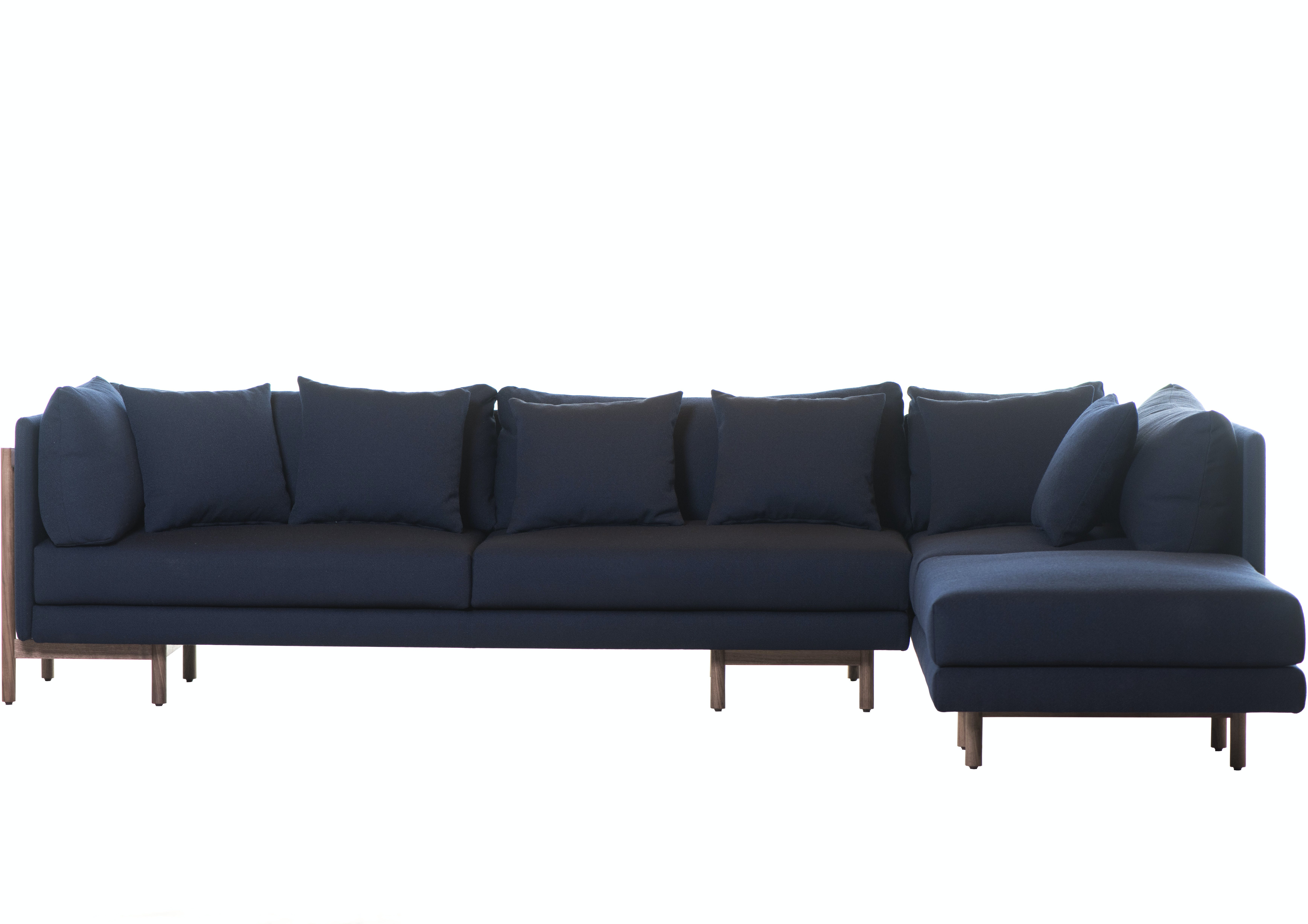 Frame Sofa By Neri And Hu Front