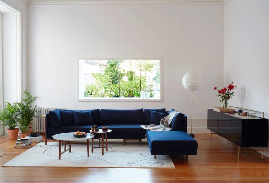 De La Espada Neri Hu Frame Corner Unit Sofa Insitu Haute Living