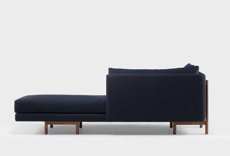 De La Espada Neri Hu Frame Sofa Back Haute Living
