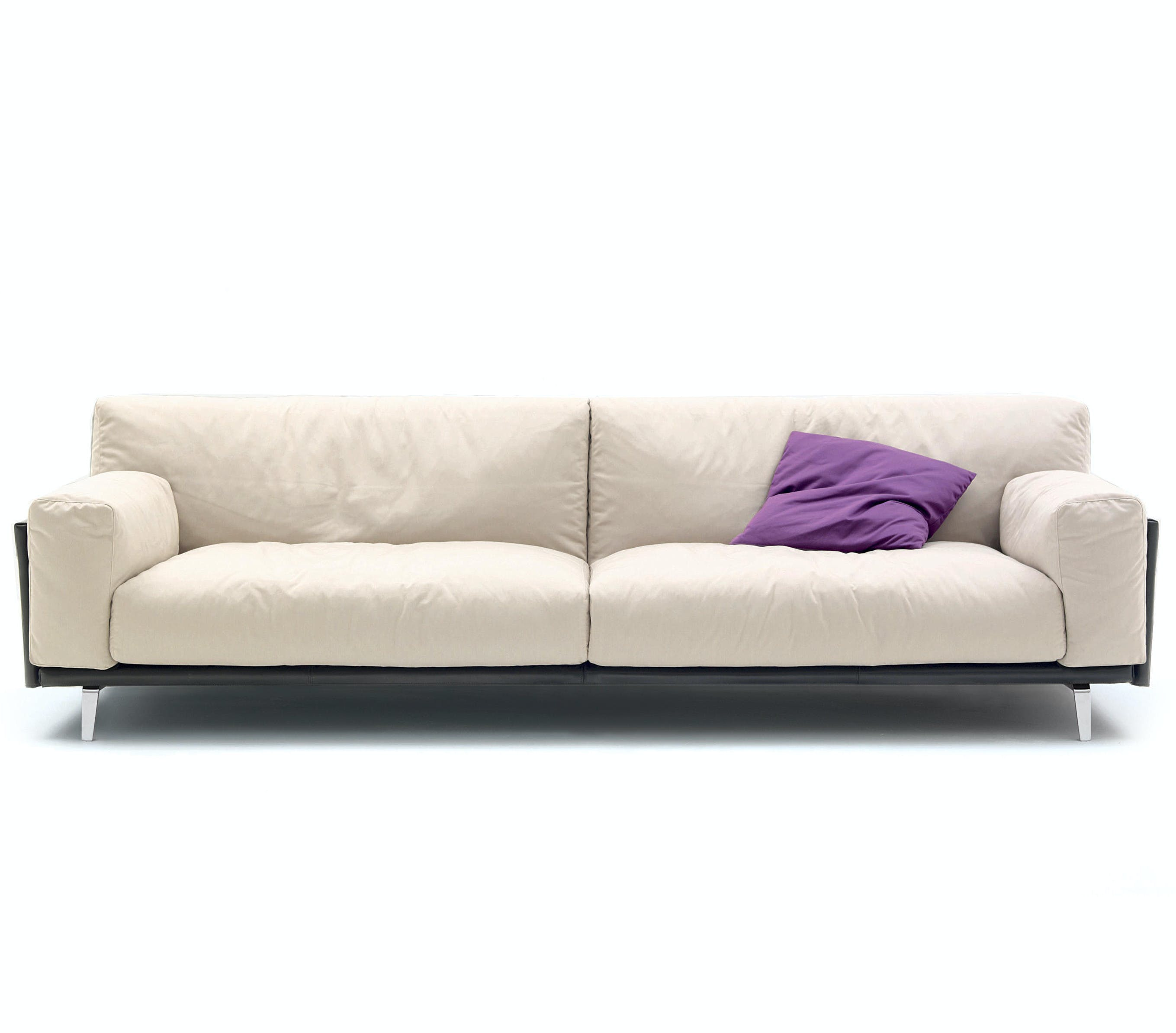 Arflex White Frame Sofa Haute Living