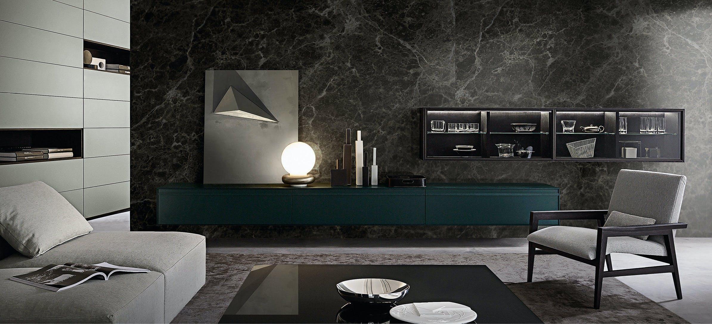 Giellesse Frame System Green Haute Living
