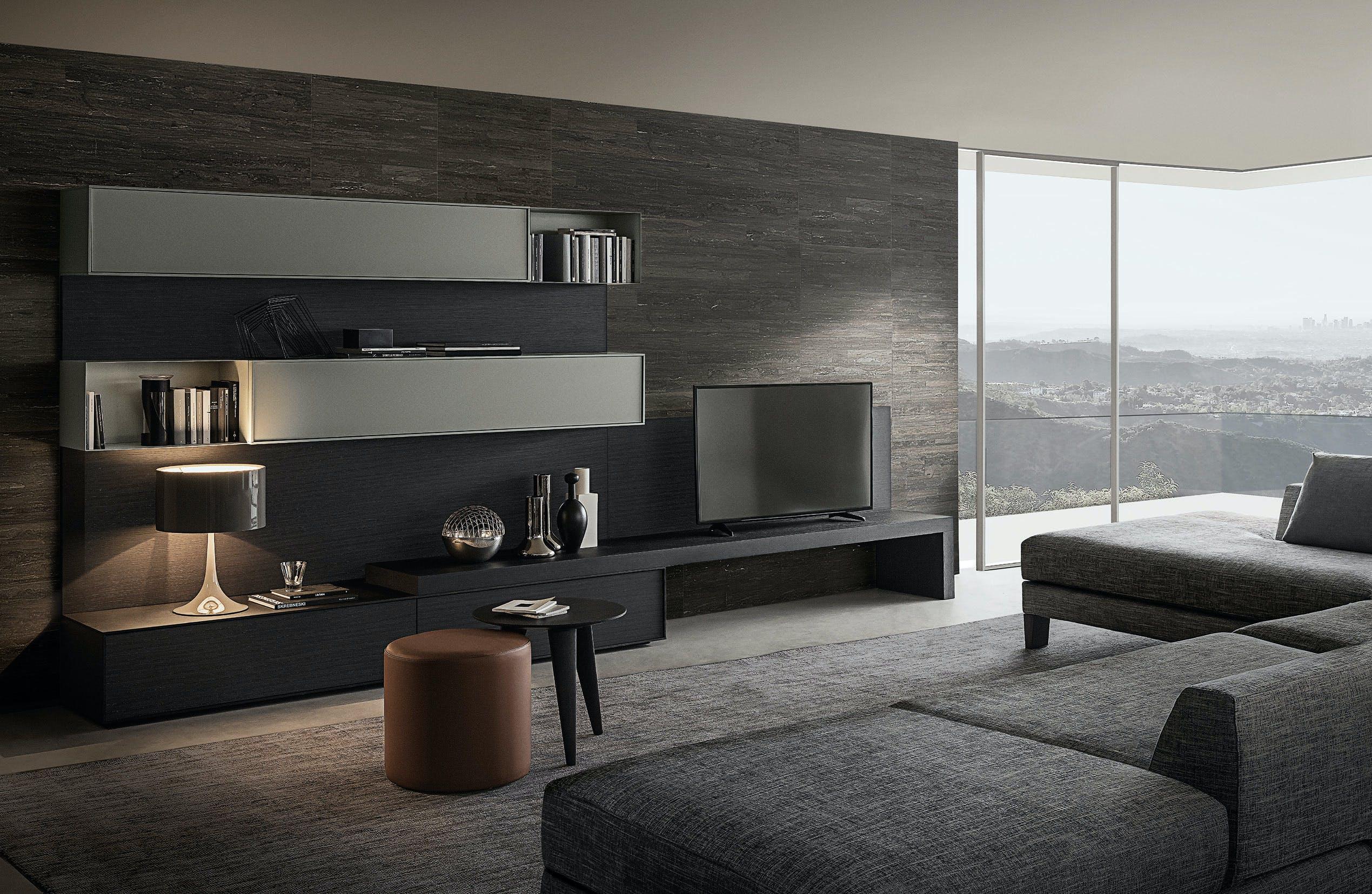 Giellesse Frame System Grey Haute Living