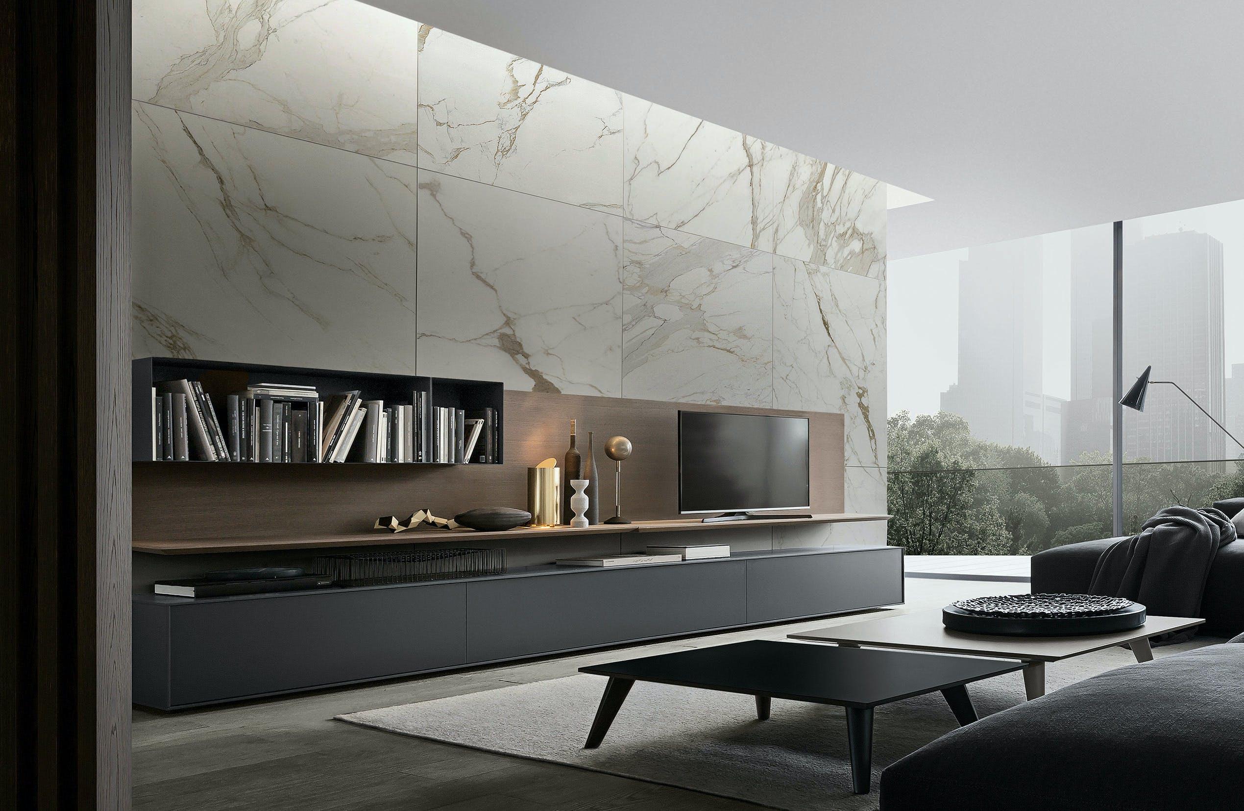 Giellesse Frame System Marble Haute Living