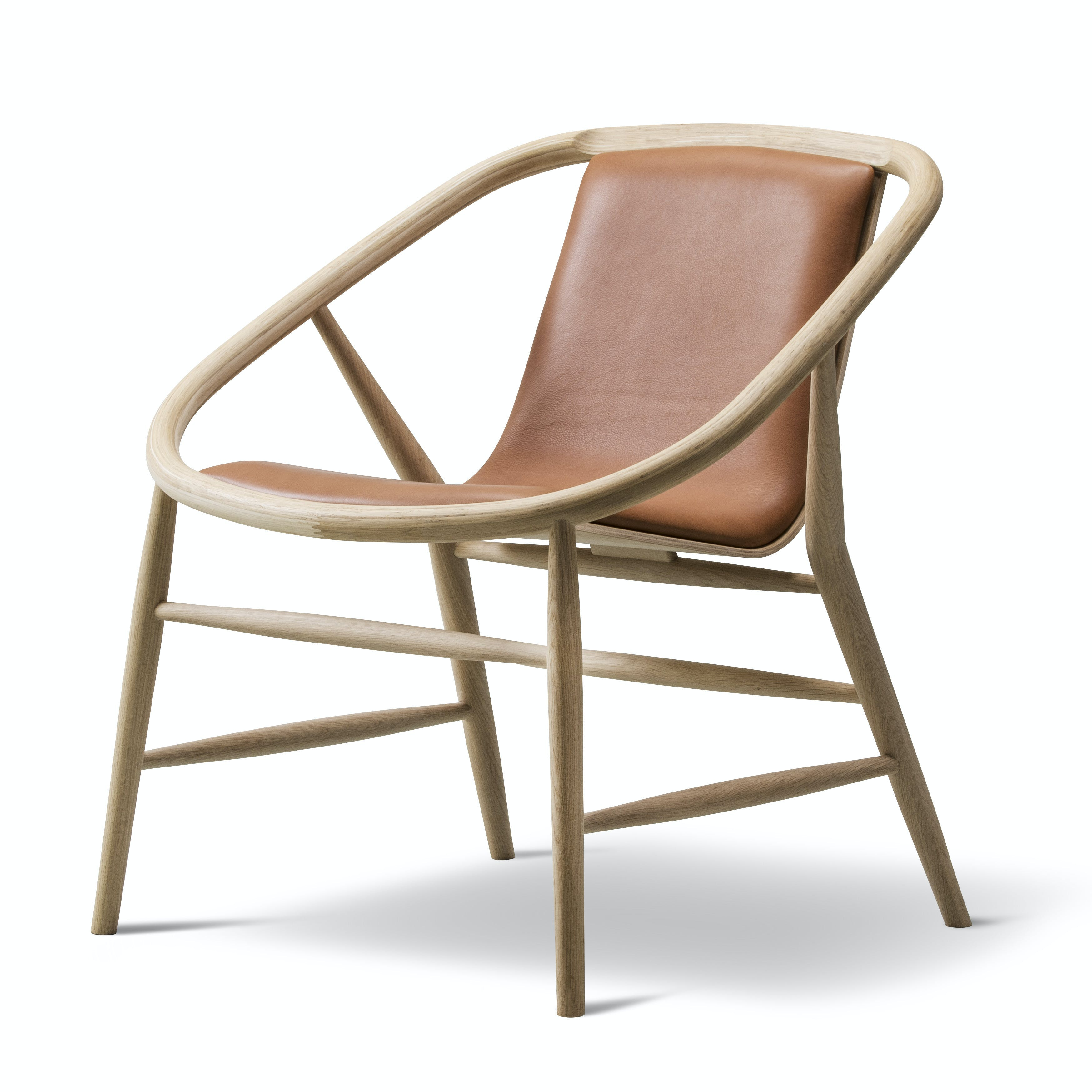 Fredericia Eve Chair Angle Haute Living