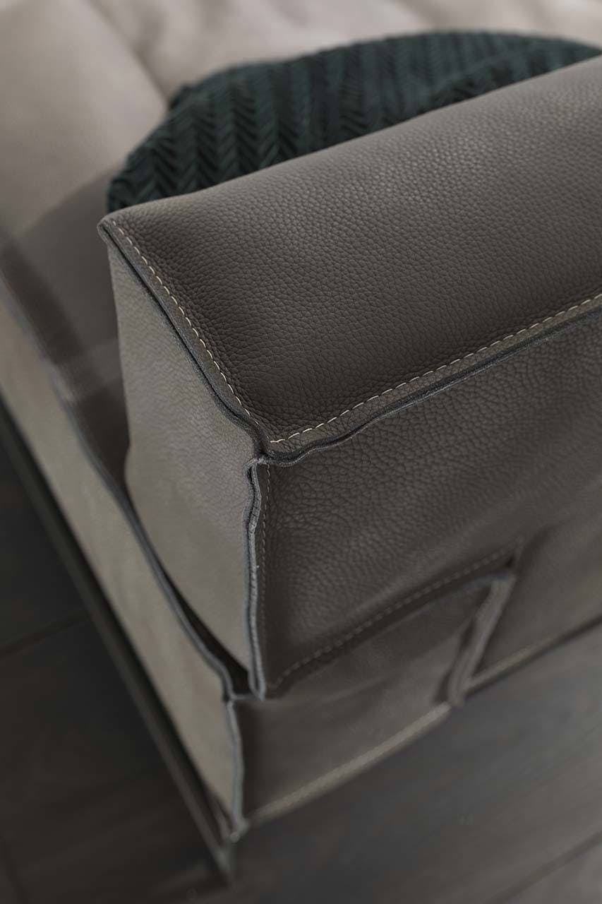 Frigerio Cloud Sofa Detail Arm Haute Living