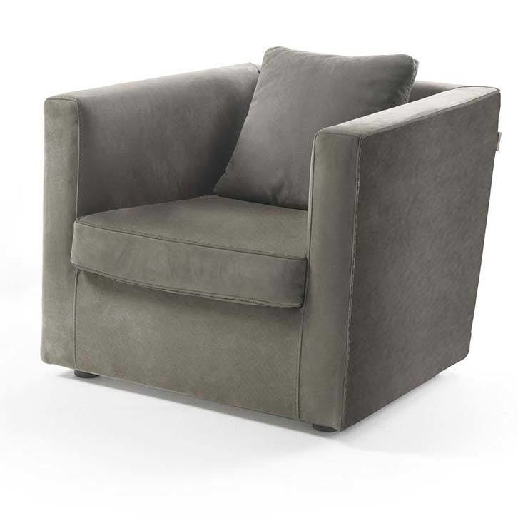 Frigerio Ella Armchair Side Haute Living