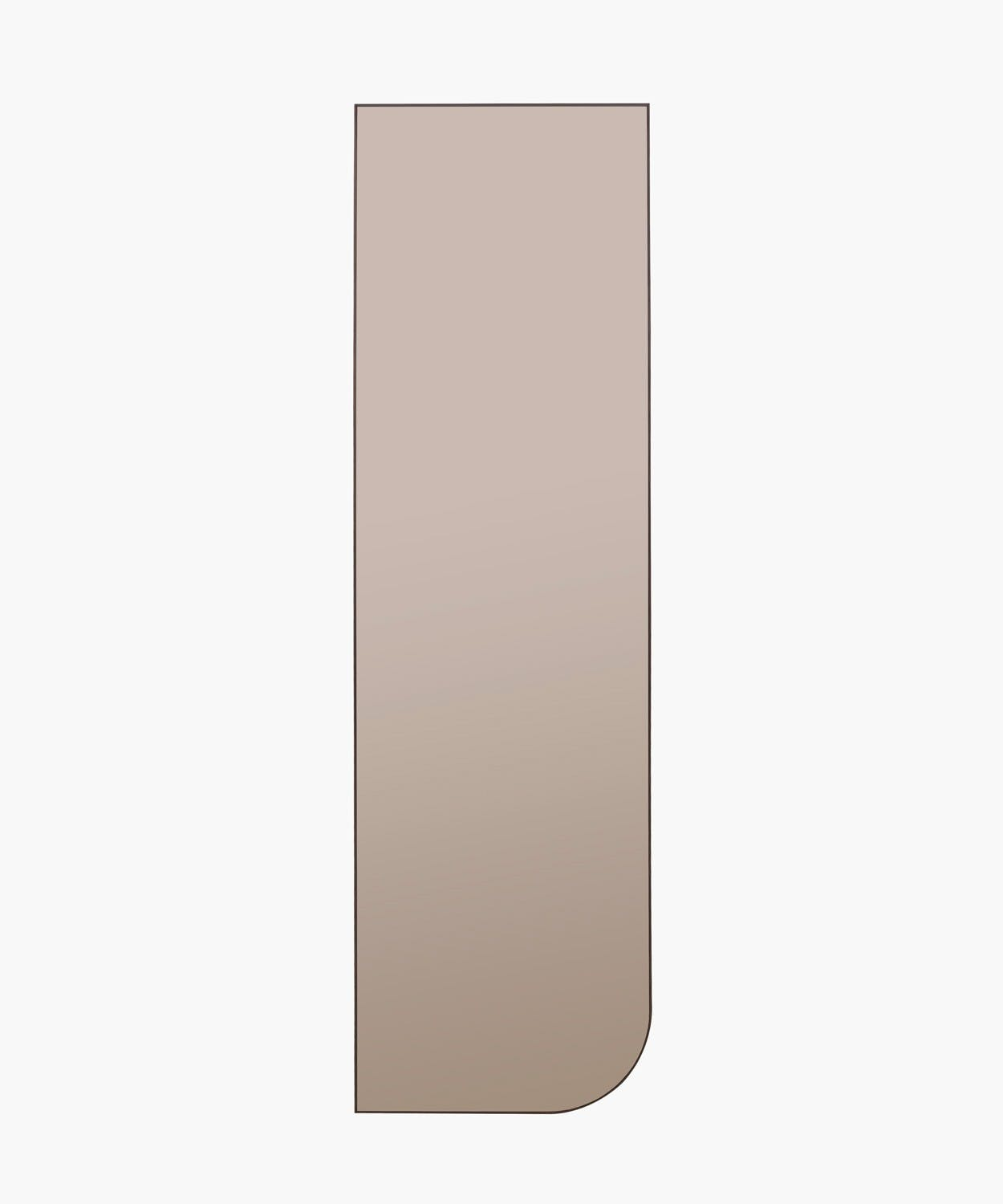 Bower Studios Full Quarter Mirror Bronze