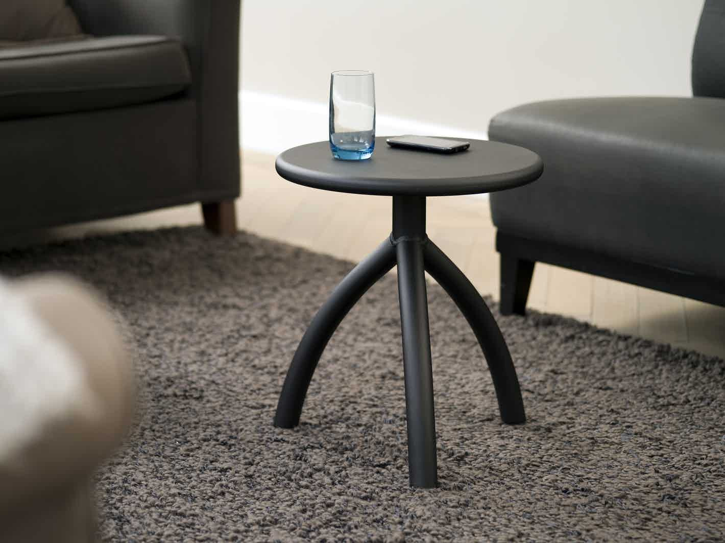 Functionals Black Stool Insitu Haute Living