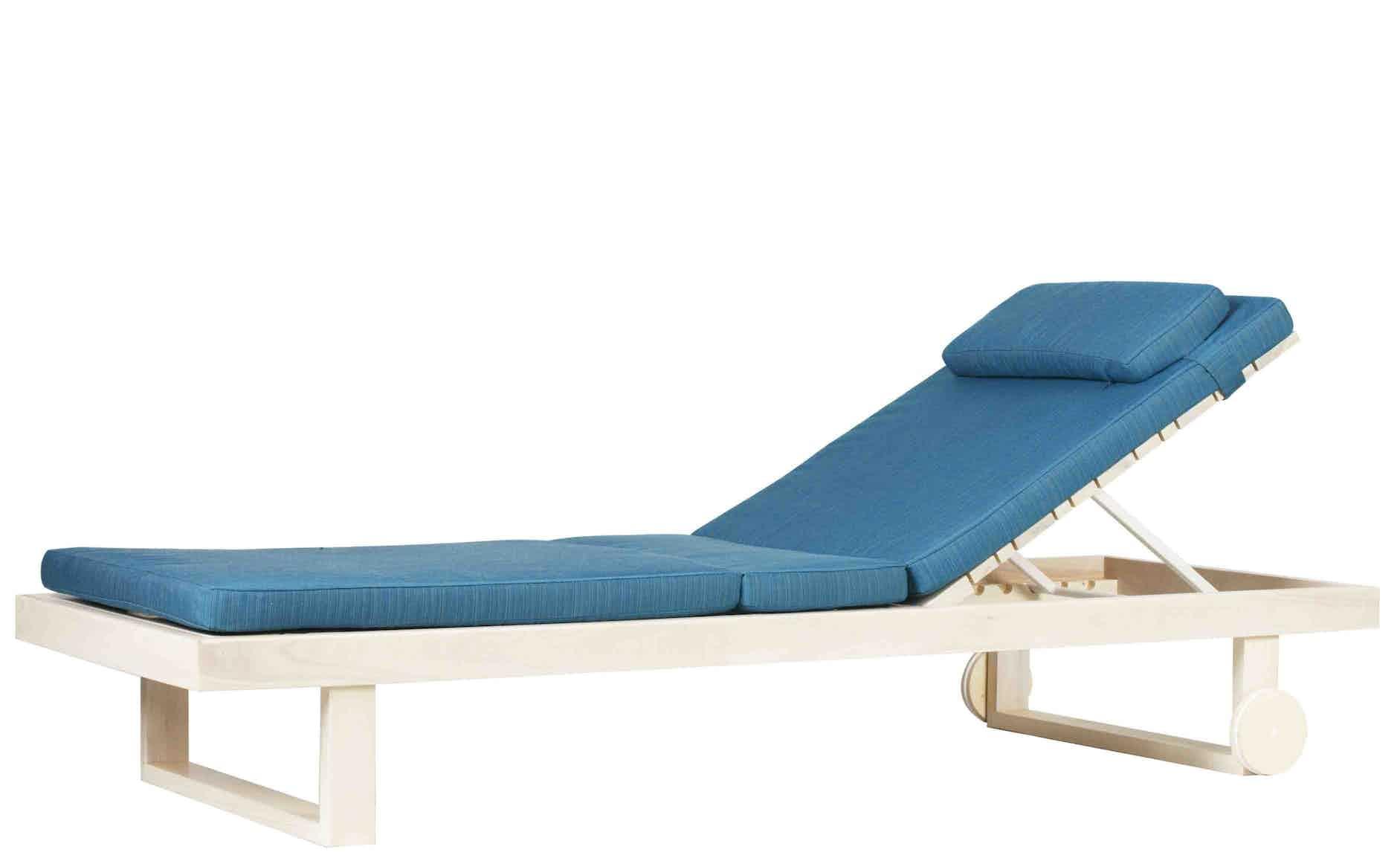 Tidelli fusion chaise blue haute living
