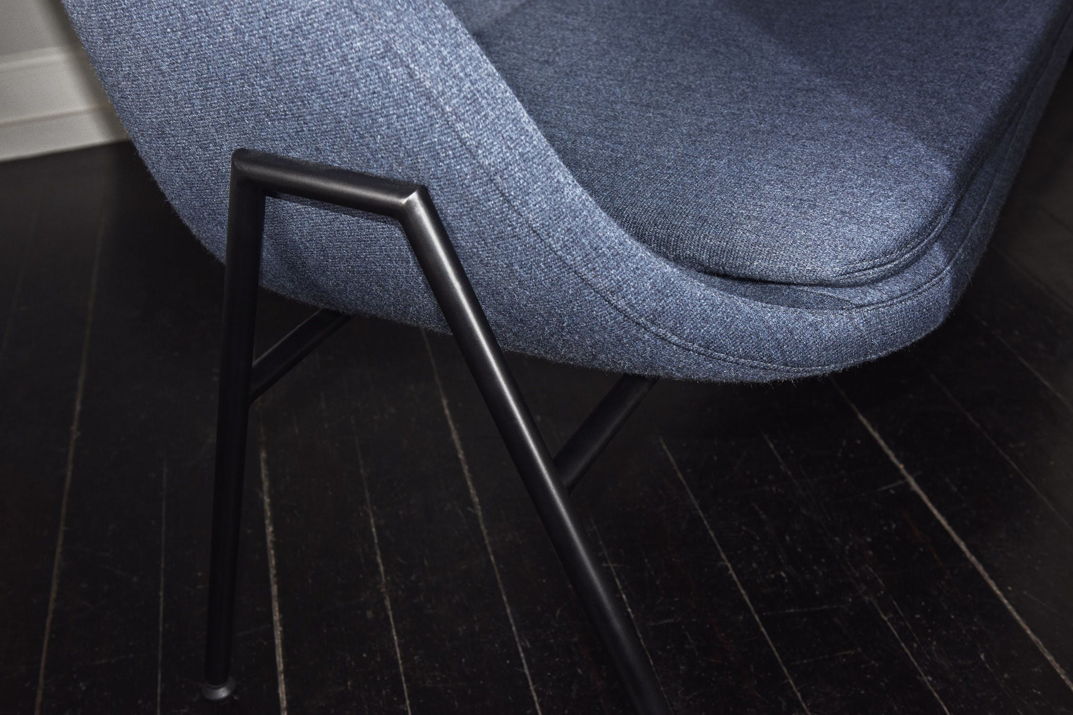 Bolia Gala Armchair Insitu Detail Haute Living