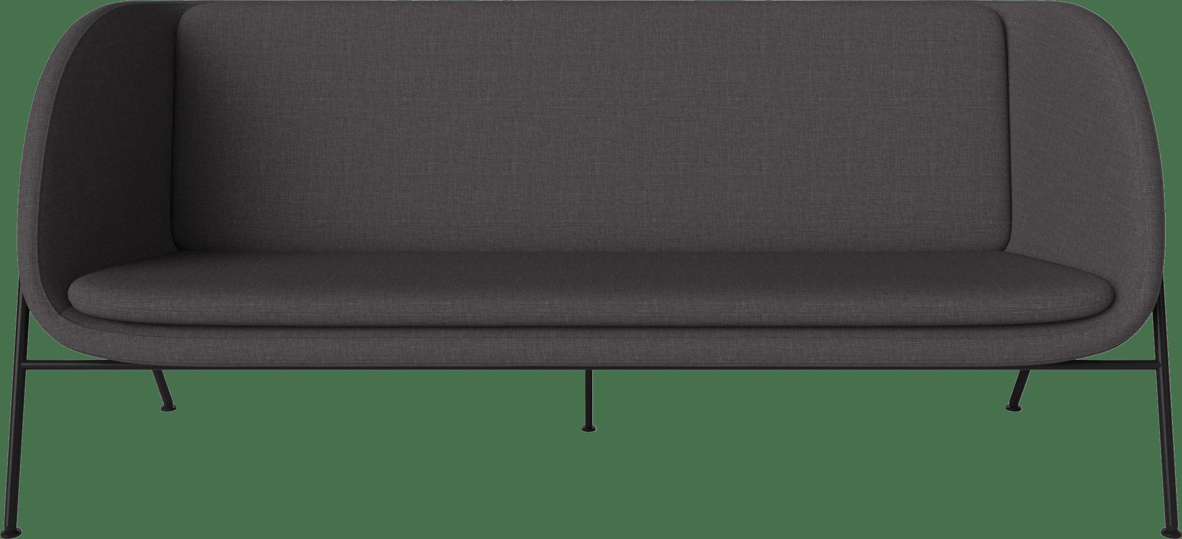 bolia dark grey gala sofa haute living