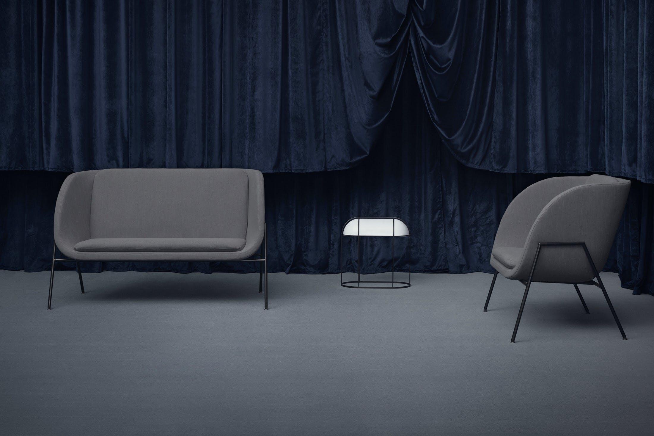 Bolia Grey Gala Collection Insitu Haute Living