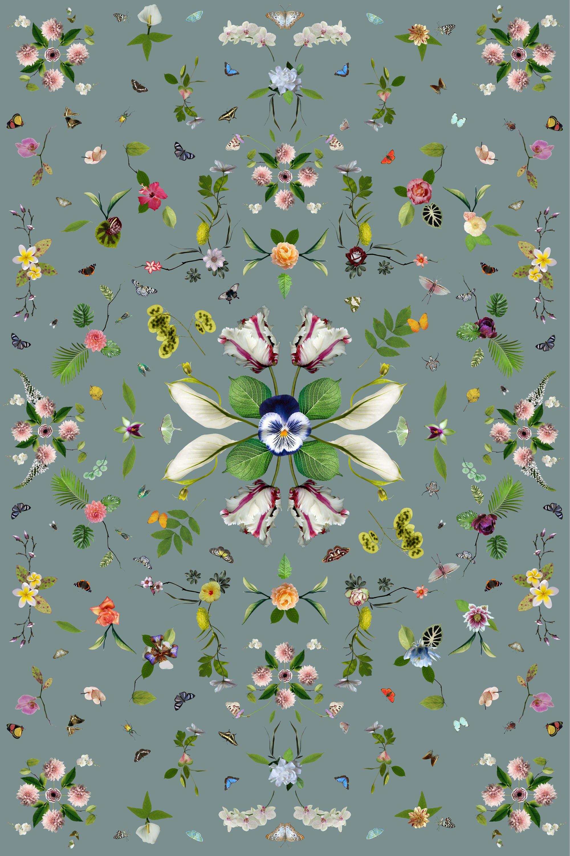 Garden Of Eden Rectangle Grey By Edward Van Vliet For Moooi Carpets 300Dpi Moooi 1