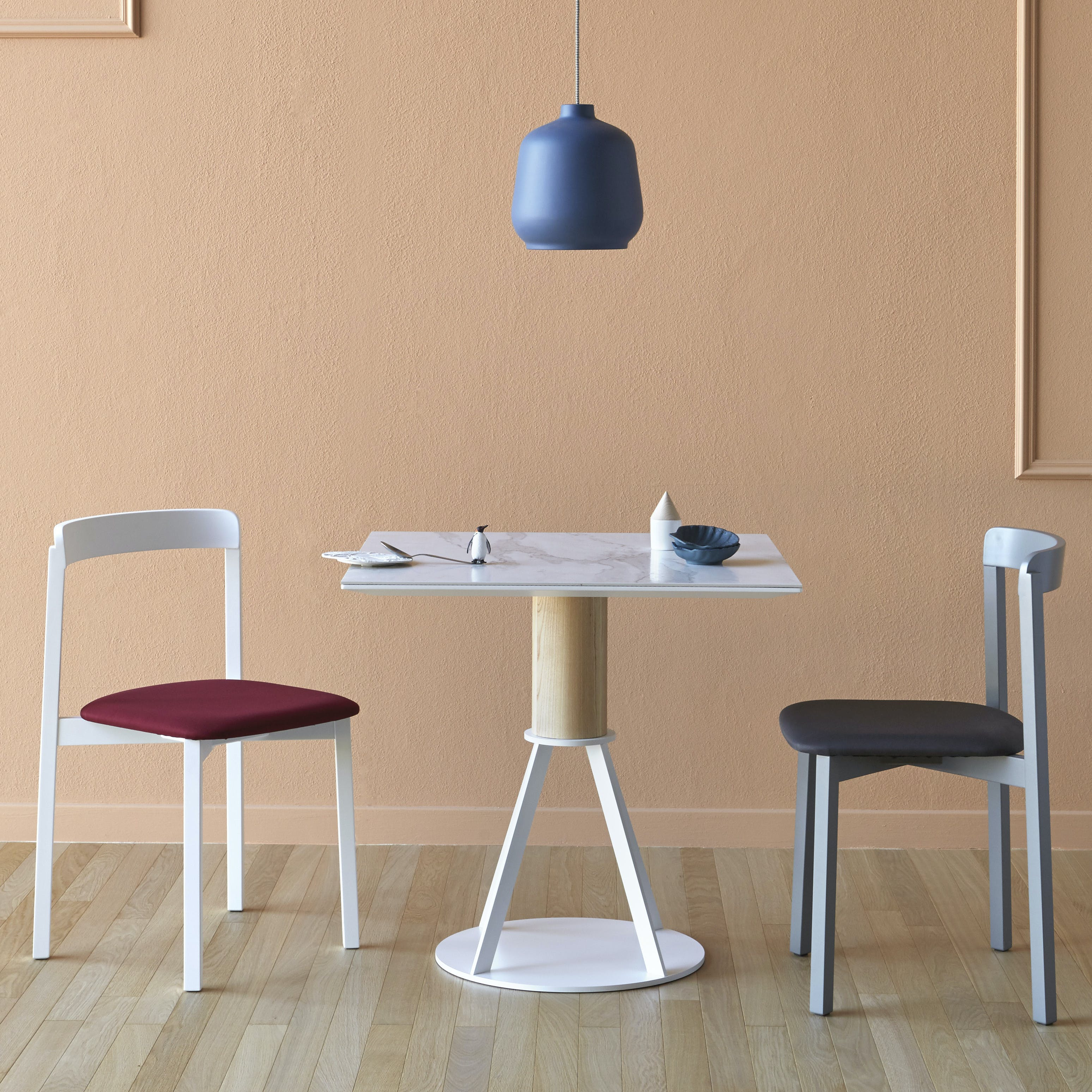 Miniforms Geronimo Table Insitu Chair Haute Living