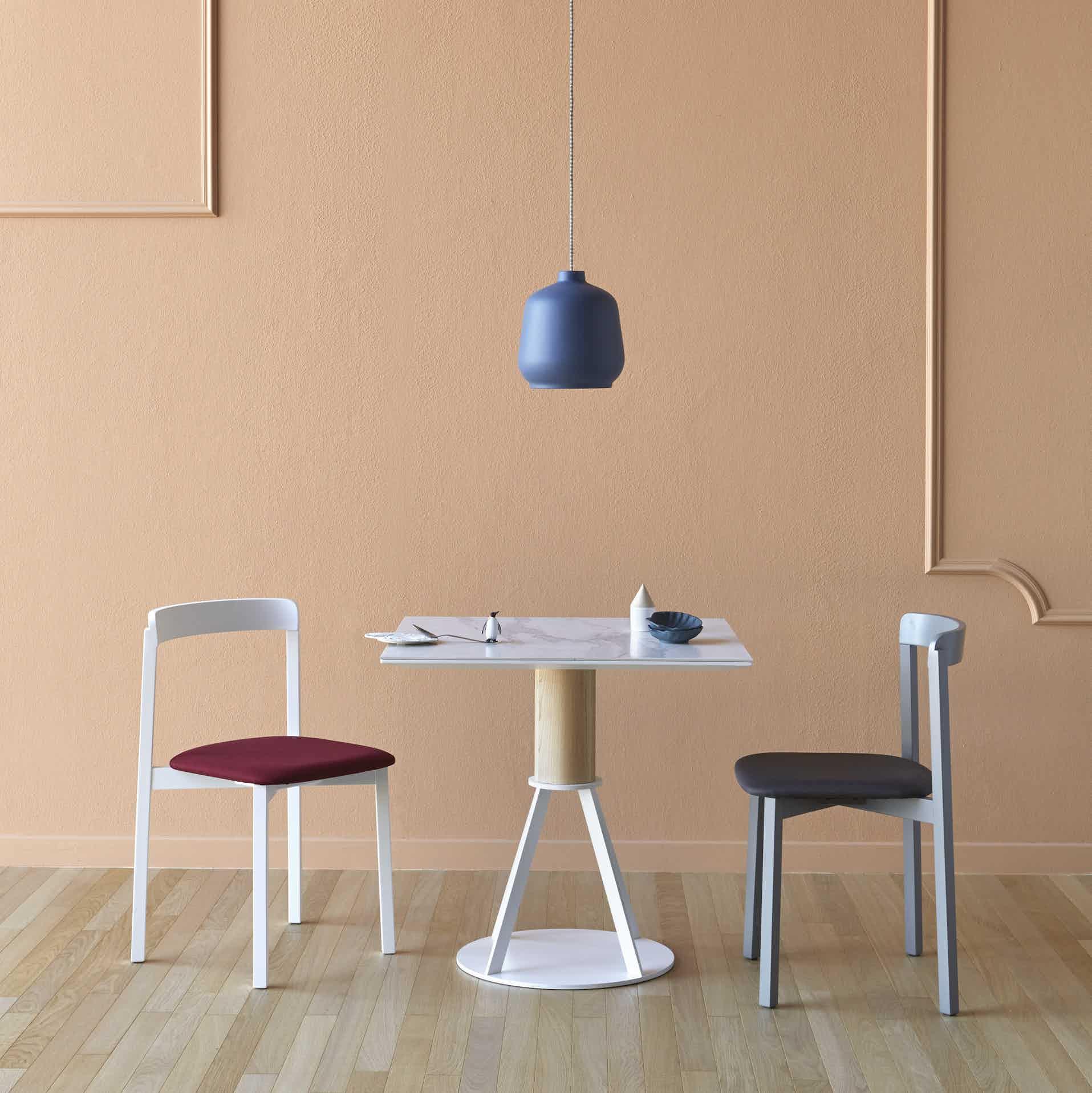 Miniforms Geronimo Table Insitu Chair Haute Living