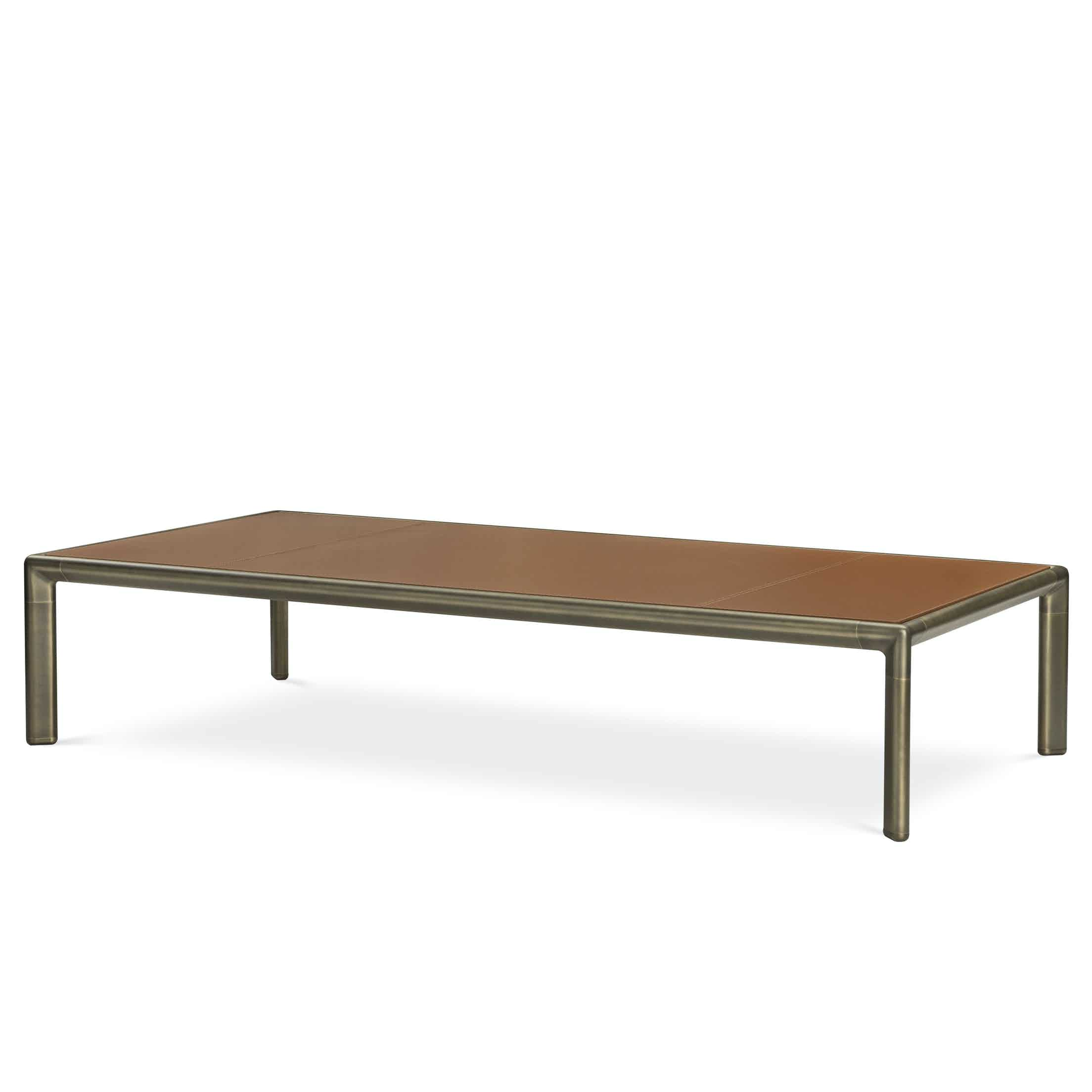 Ghidini 1961 frame coffee table angle haute living