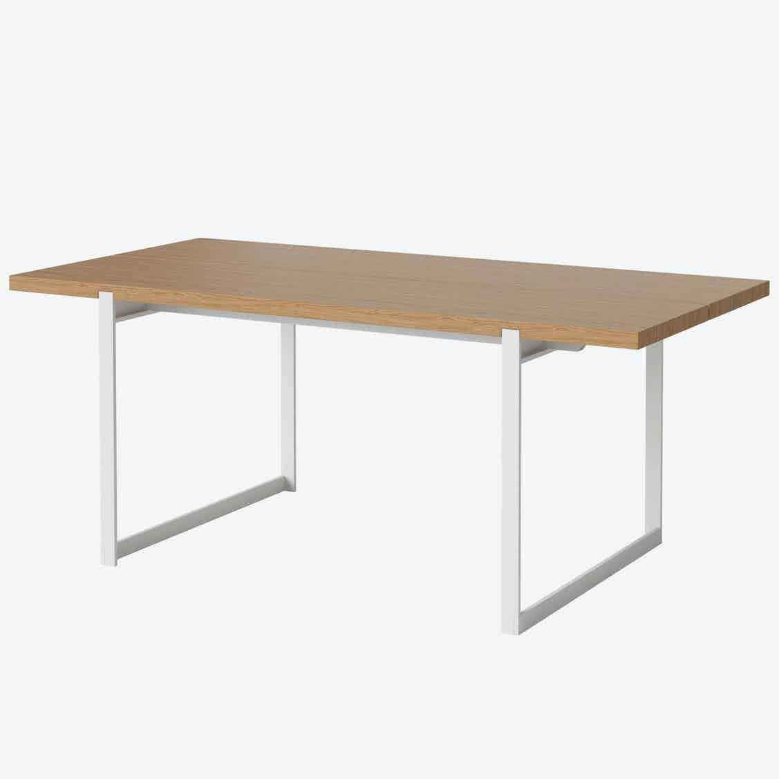 Bolia frame dining table haute living