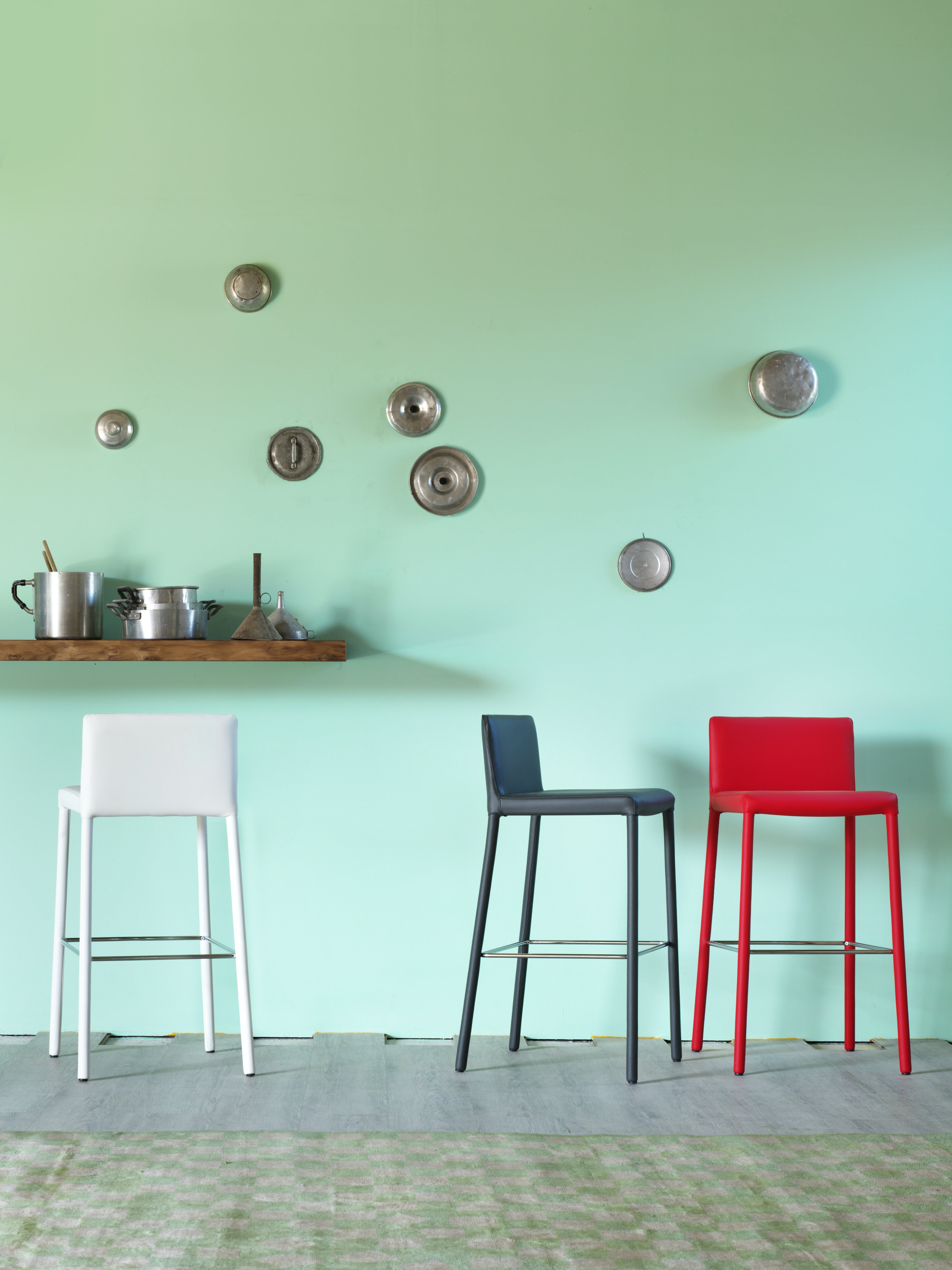 Ginger Stools 1