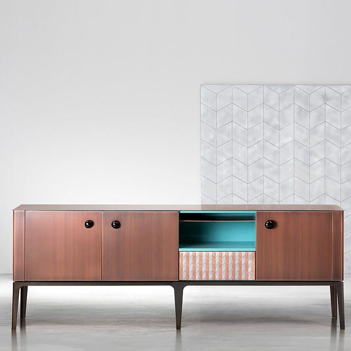 De Castelli Gioiello Lacquered Wood Haute Living Thumbnail