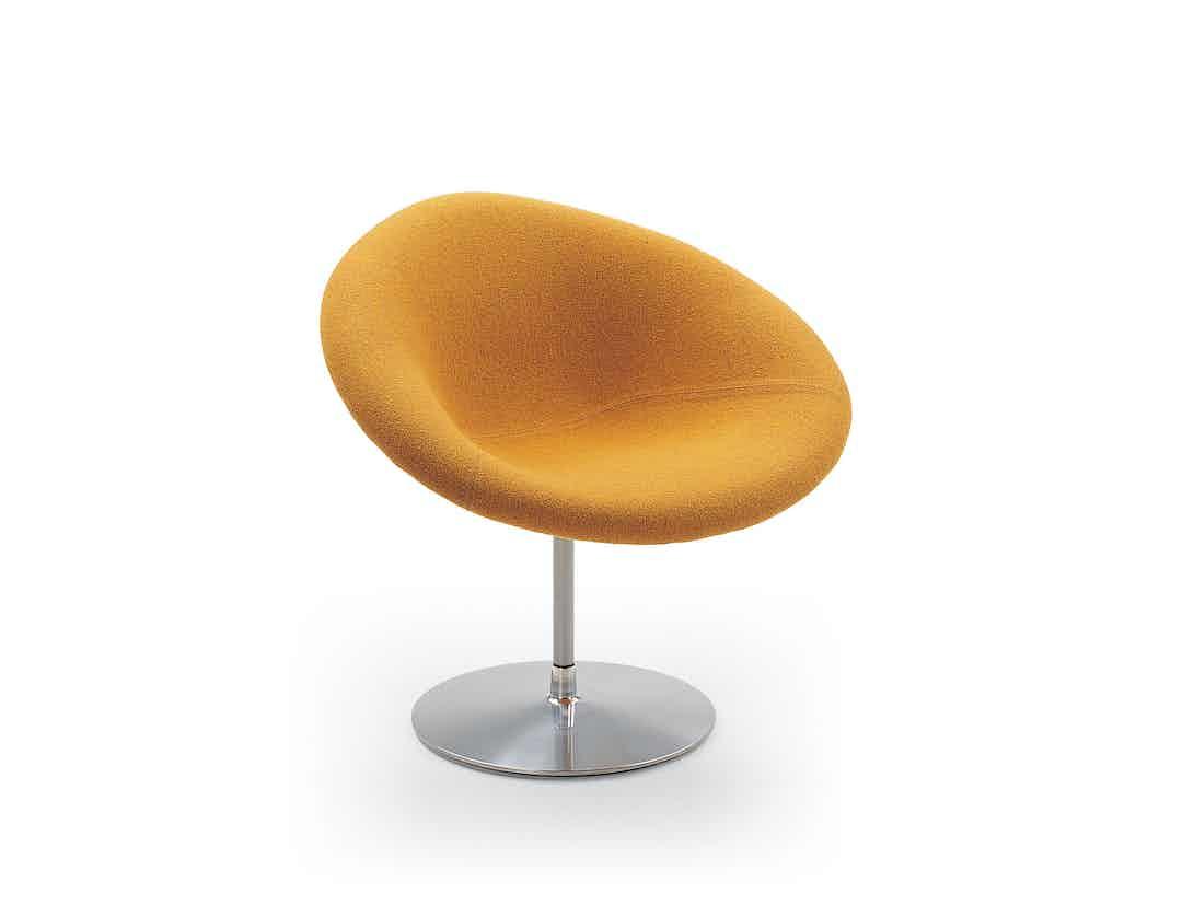 Artifort Little Globe Chair Angle