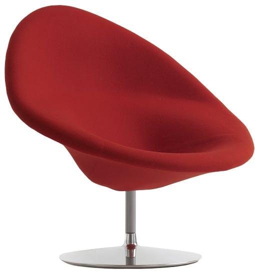 Artifort Red Globe Chair Thumbnail