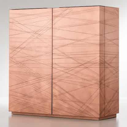 De castelli graffio cabinet haute living