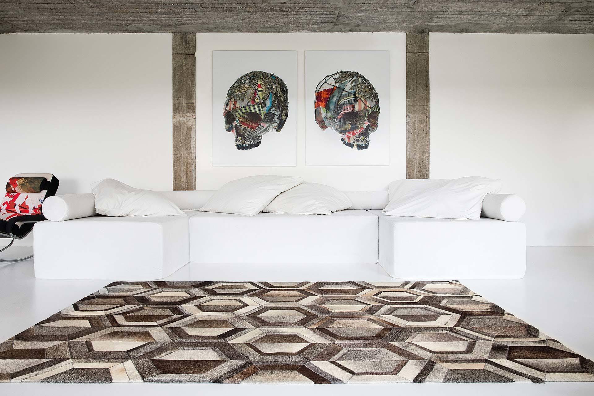 Greystone Grey Sfeerbeeld Limited Edition Carpets