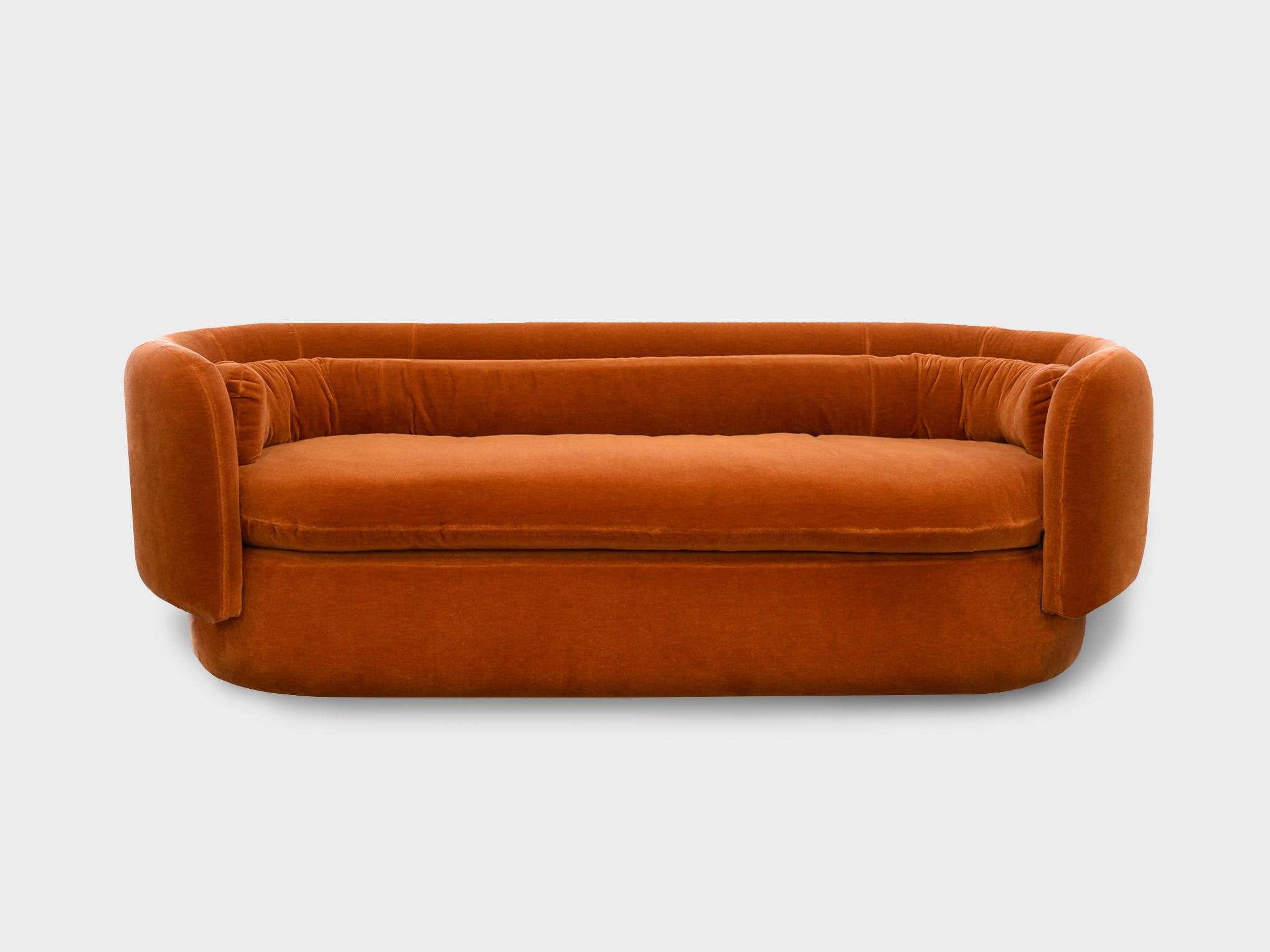 Compact Group Sofa