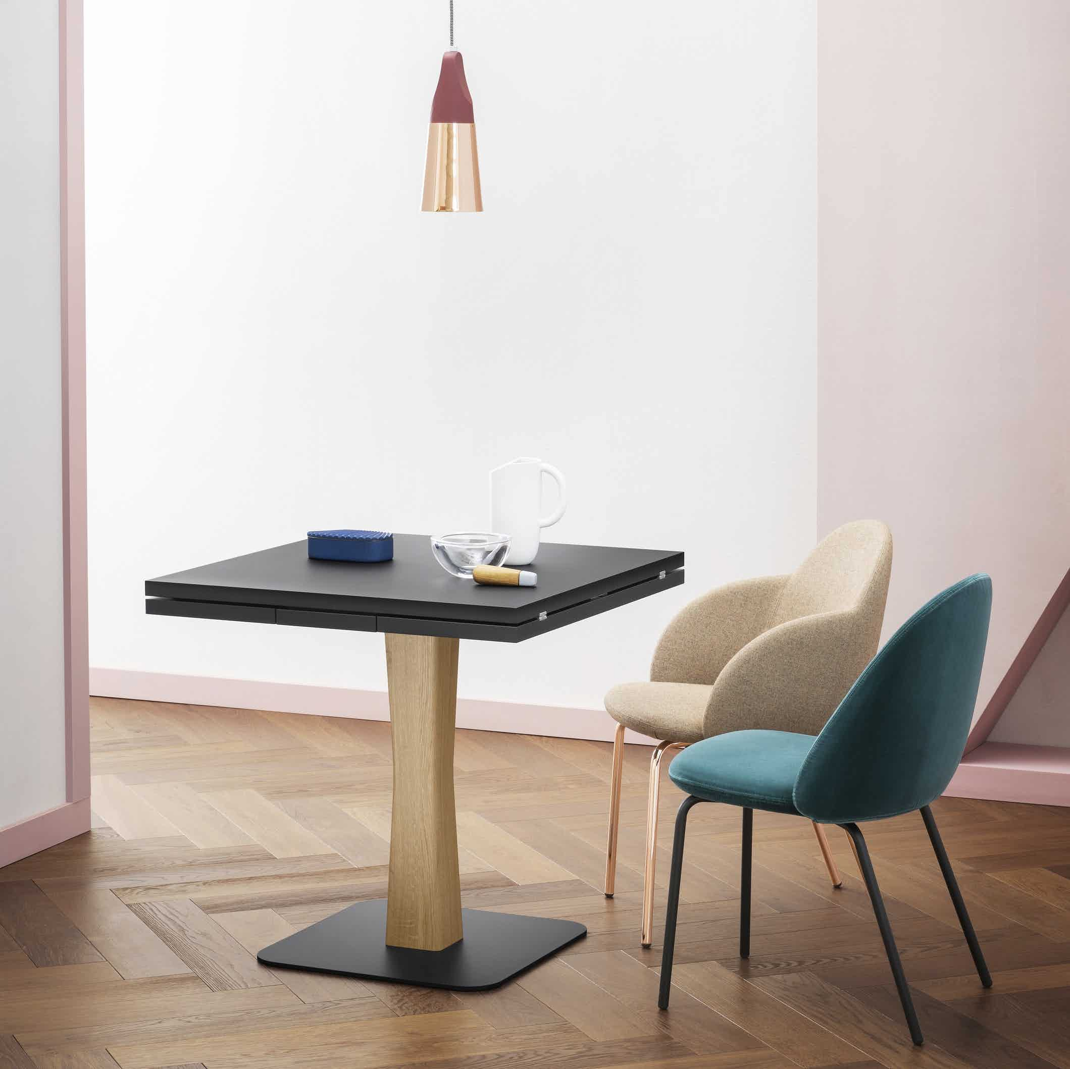 Miniforms Gaultiero Table Angle Haute Living