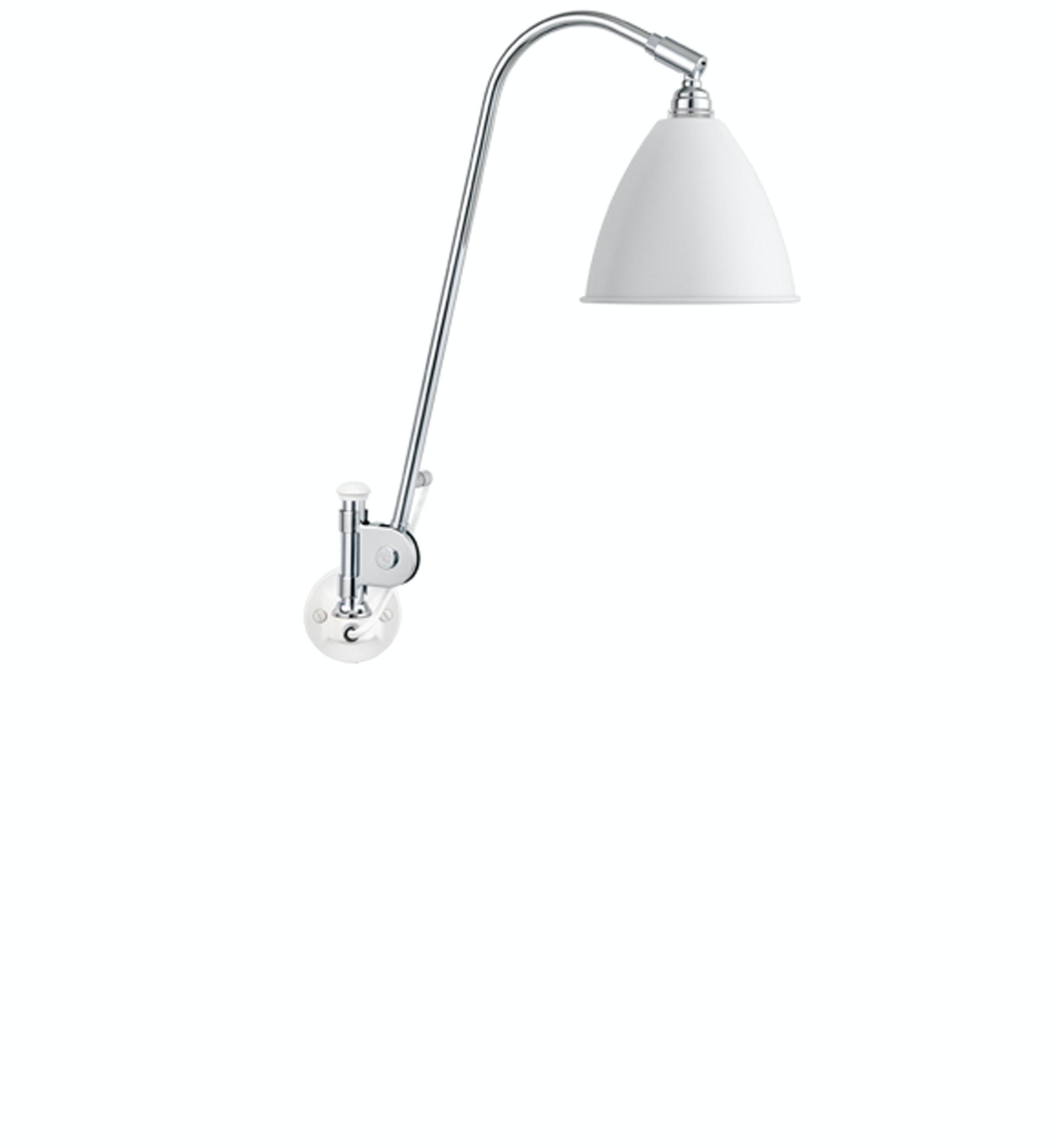 Bl6 Matt White Hardwired Product