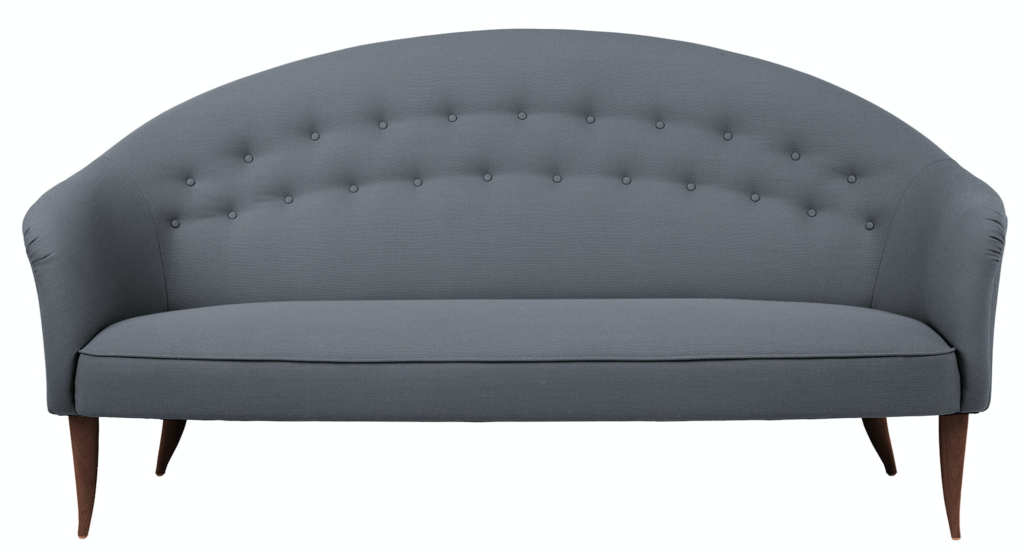 Paradiset Sofa Greyblue Front Product