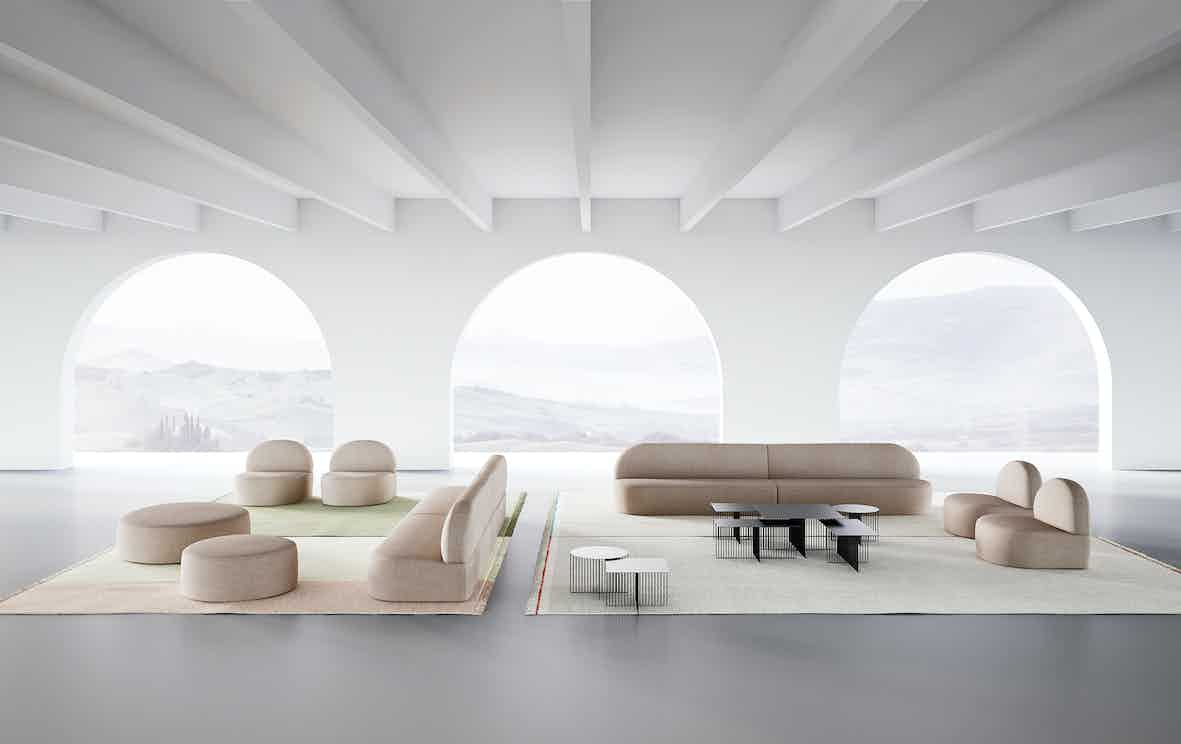 Lacividina-guest-modular-sofa-with-chairs-haute-living