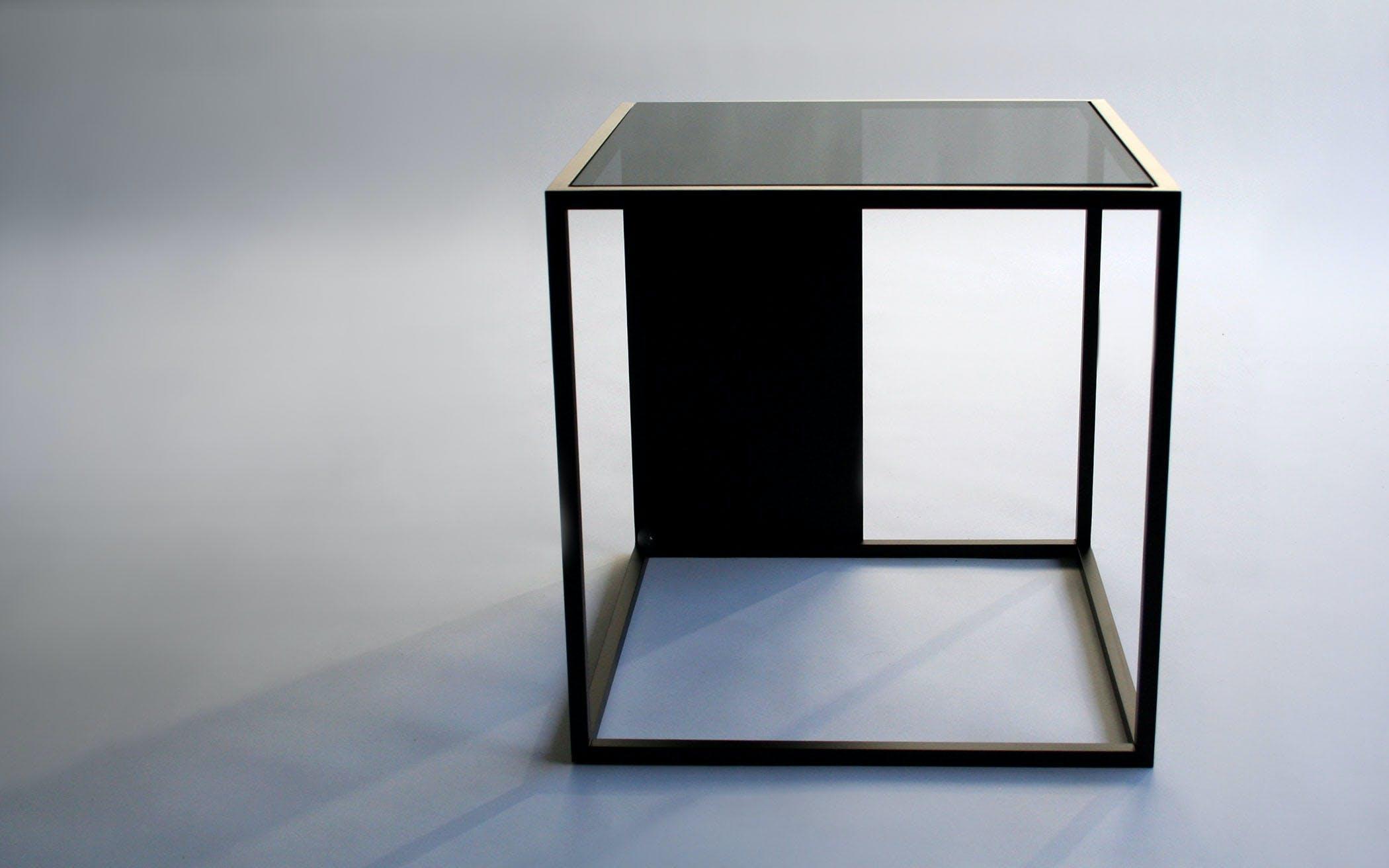 Half And Half Side Table