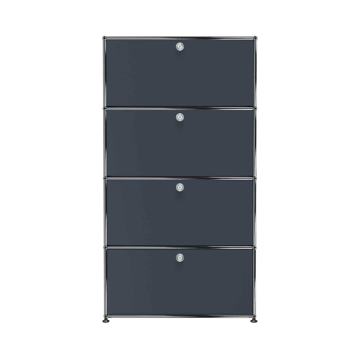 Usm-quick-ship-Haller-Storage-S118A-grey-haute-living