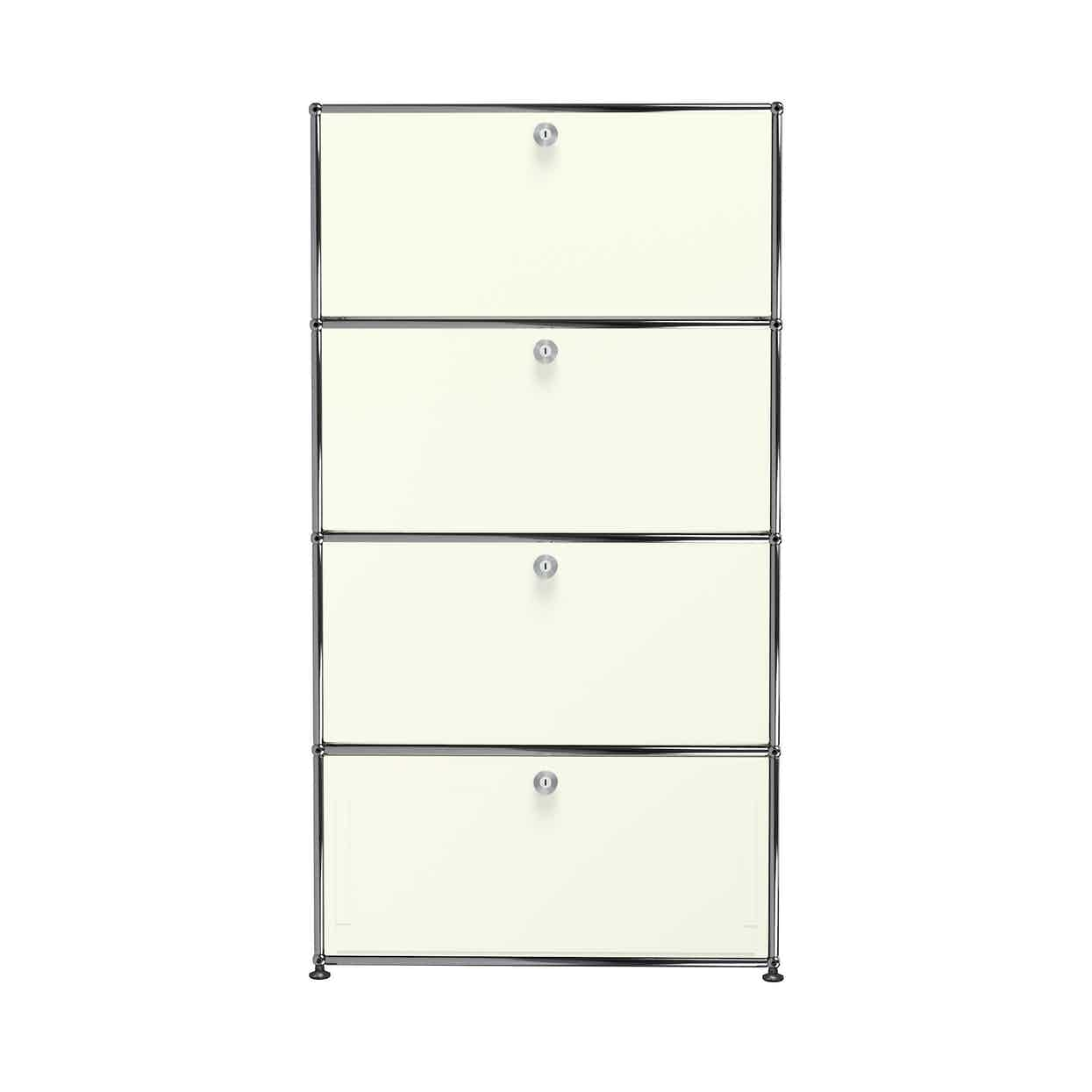 Usm-quick-ship-Haller-Storage-S118A-white-haute-living